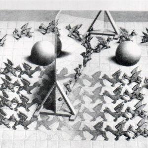 Mc Escher Wallpaper HD