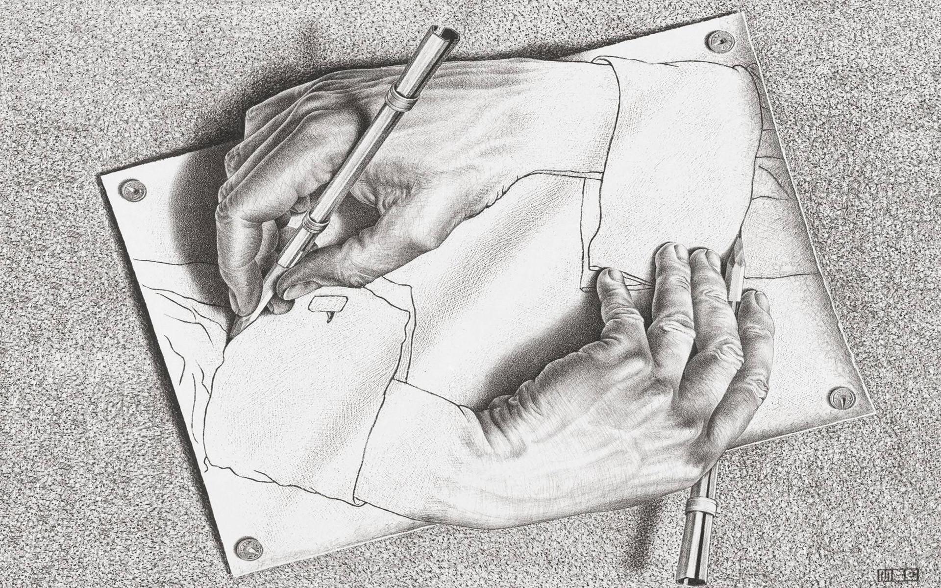 … Windowsthememanager Escher – Art Windows 7 Themes by Windowsthememanager