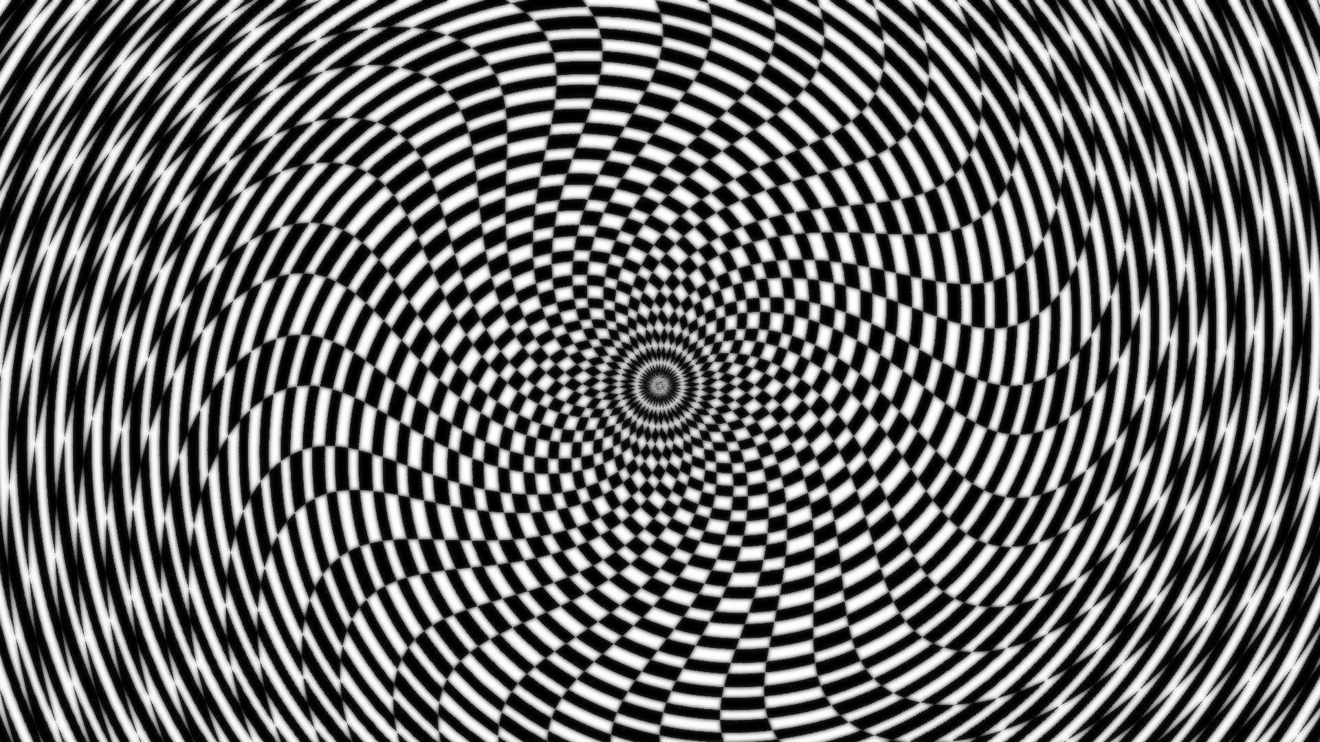 Optical Illusion Desktop Wallpaper