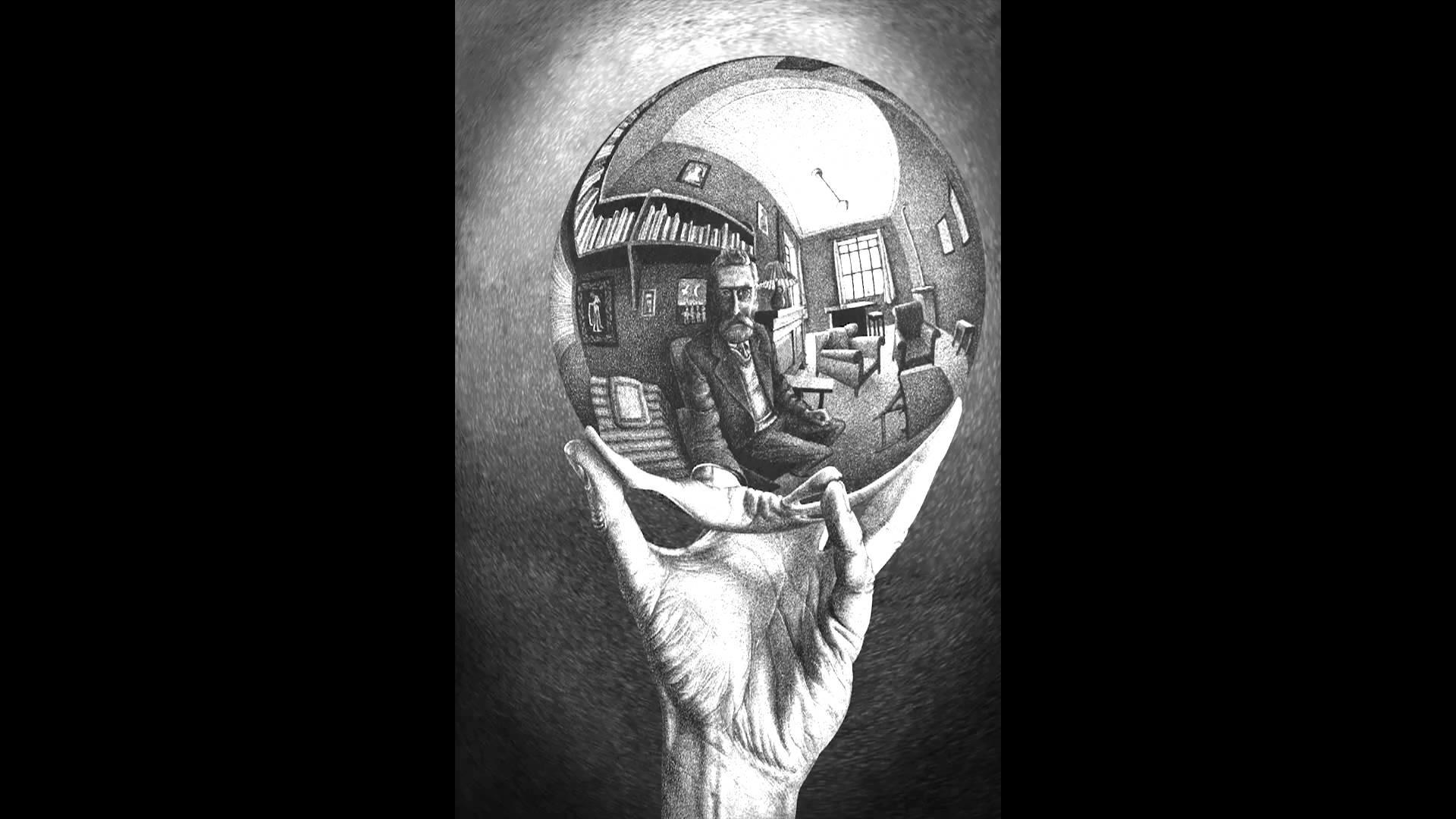 M.C. Escher After Effects assignment, 3D space