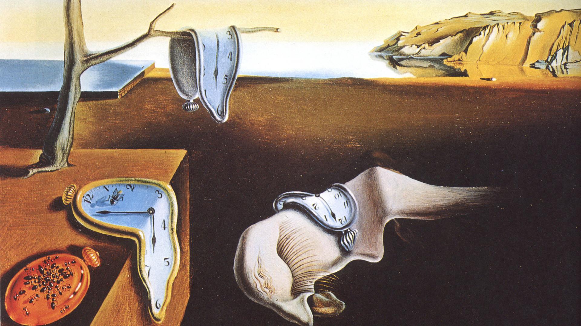 Salvador Dali, 1931, The Persistence Of Memory, Salvador Dali …