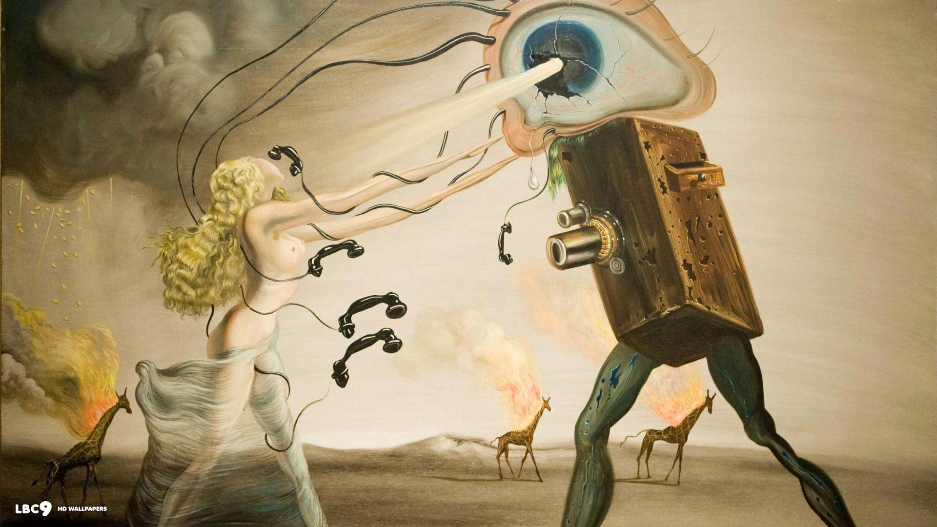 Salvador Dali Wallpapers – WallpaperPulse