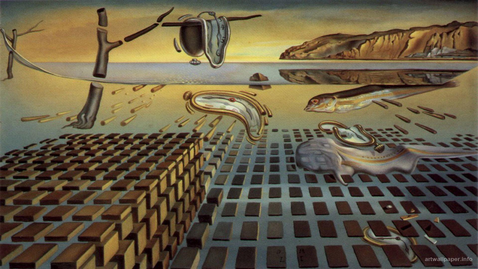 Dali wallpaper widescreen (3) – Pleasantwalls.com