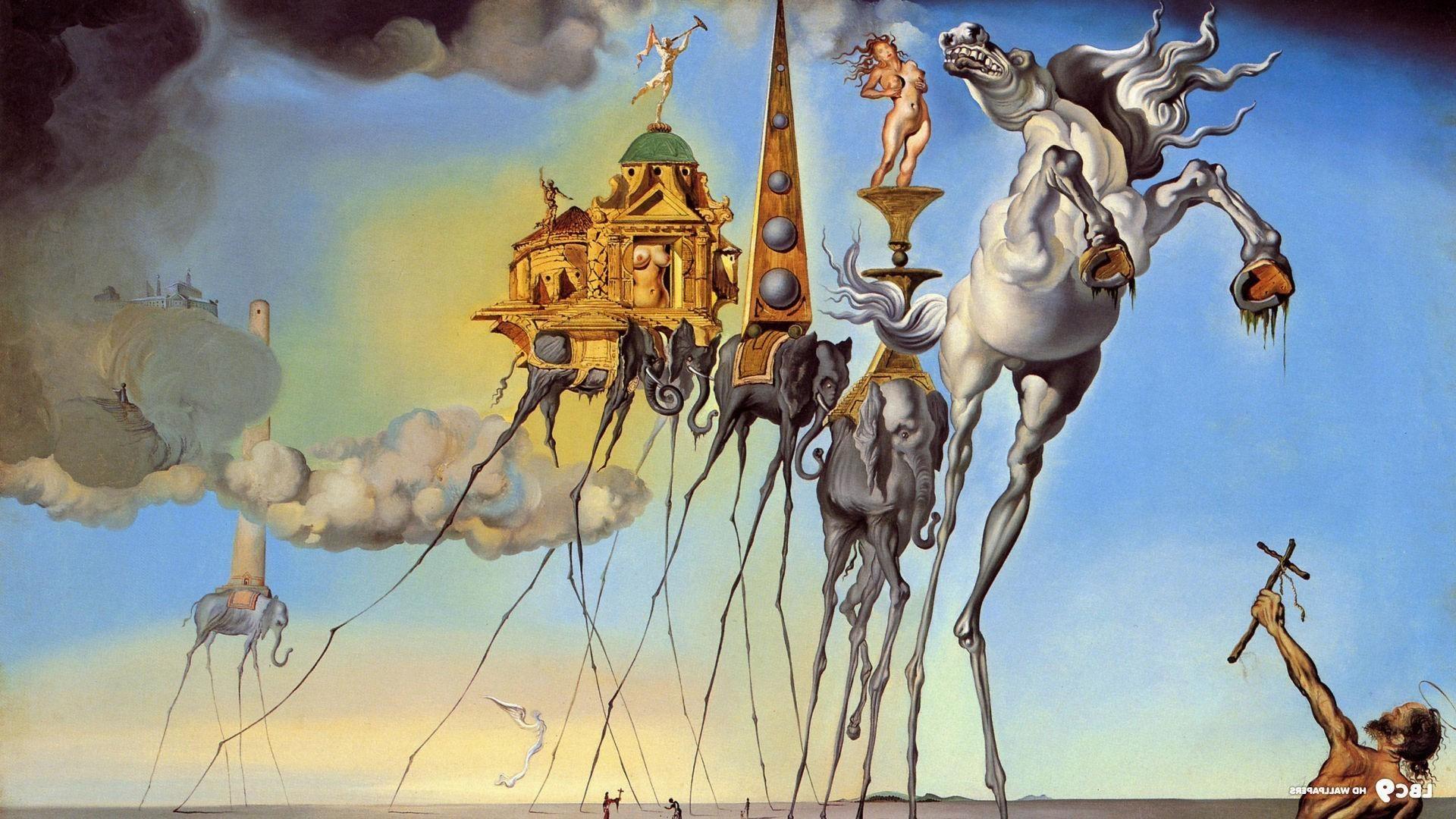 #13 Download Salvador Dali Wallpaper Gallery