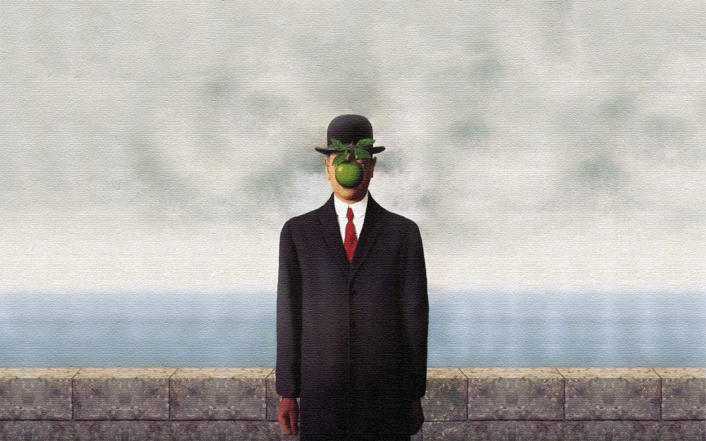 Rene Magritte Son Of Man wallpaper 247033