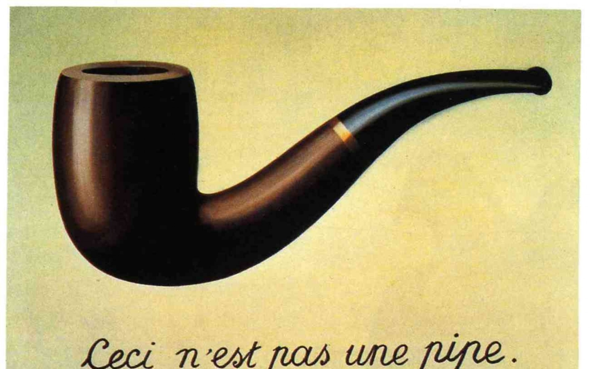 paintings pipes rene magritte the treachery of images 1300×898 wallpaper  Art HD Wallpaper