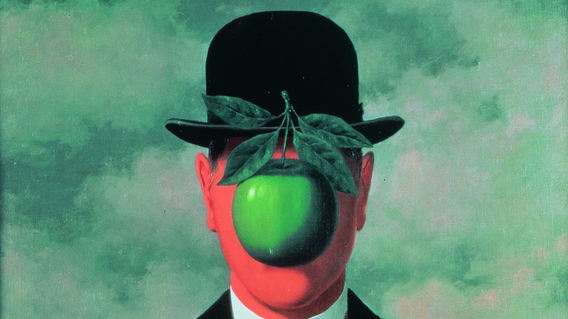 PERVADED BY THE SPIRIT OF MAGRITTE""