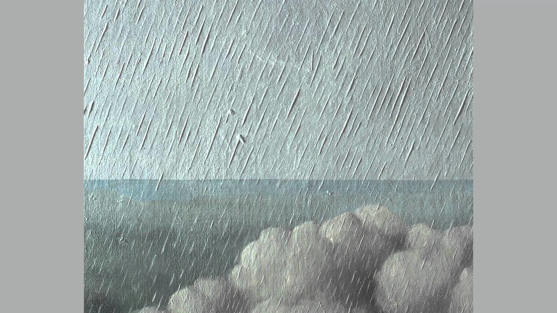 """René Magritte's """"The Song of the Storm"""""""