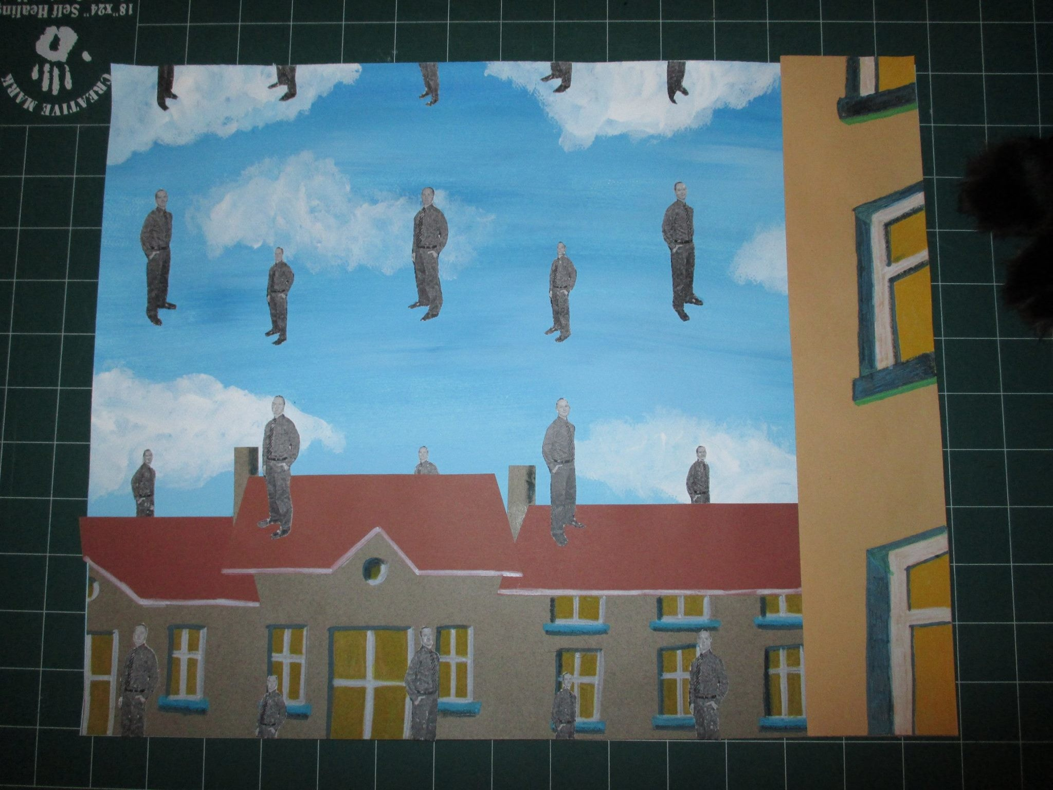 The smARTteacher Resource: Surrealism with Magritte