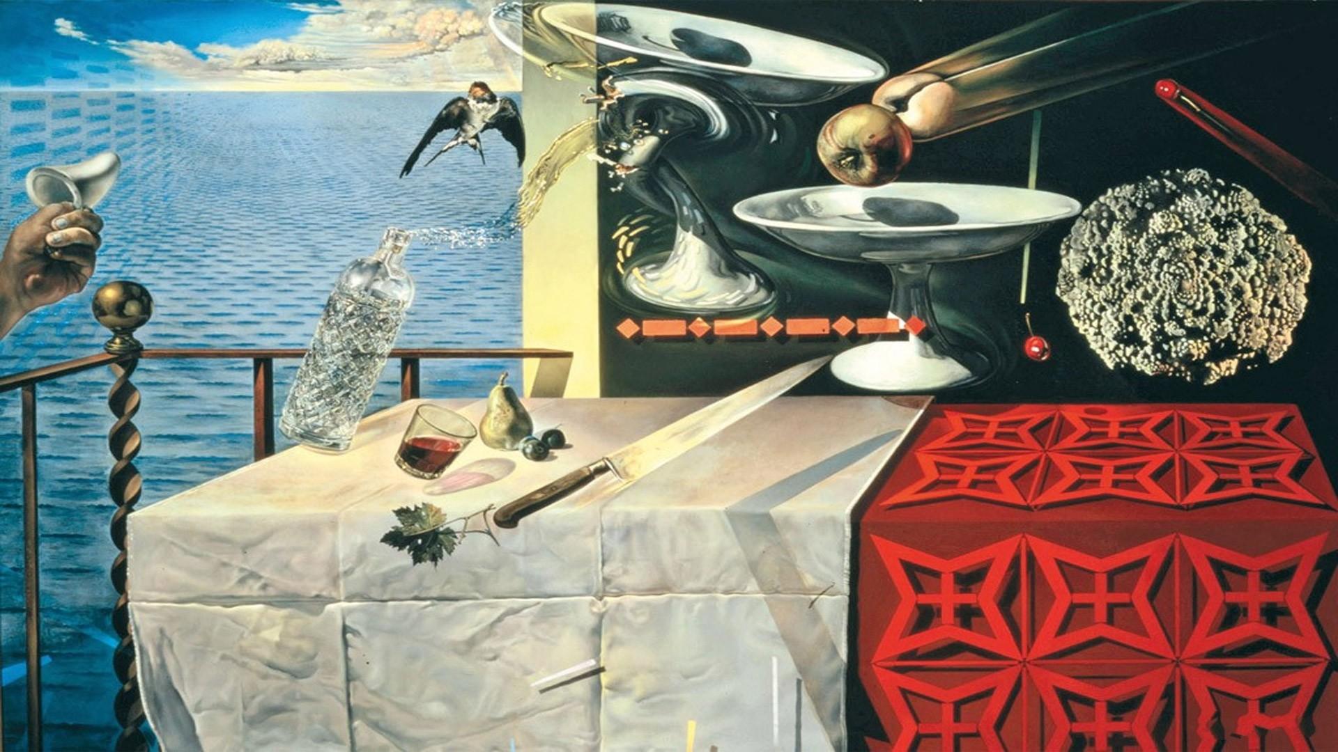 Salvador Dali Background Download Free | PixelsTalk.Net