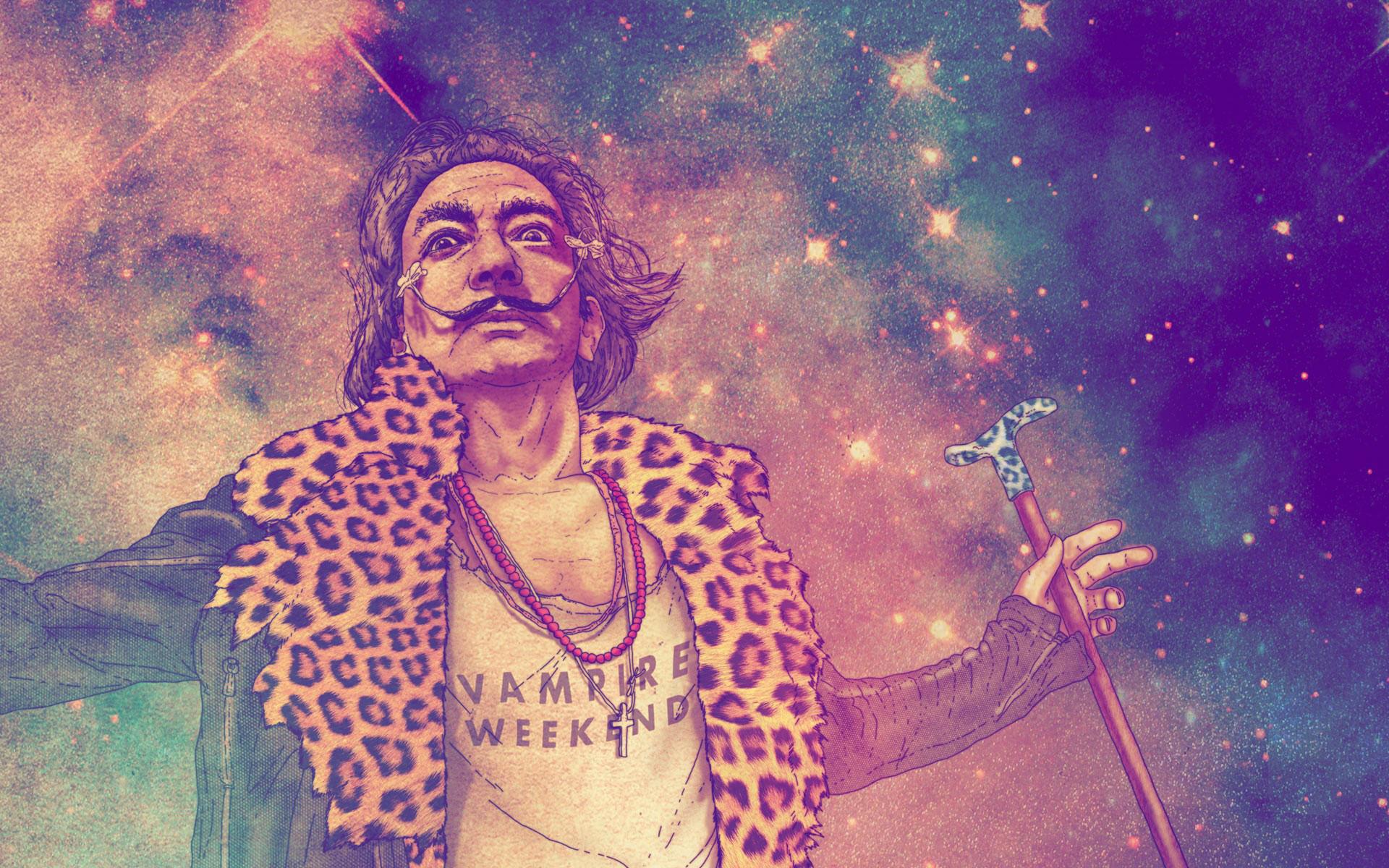 Salvador Dali Wallpaper Widescreen