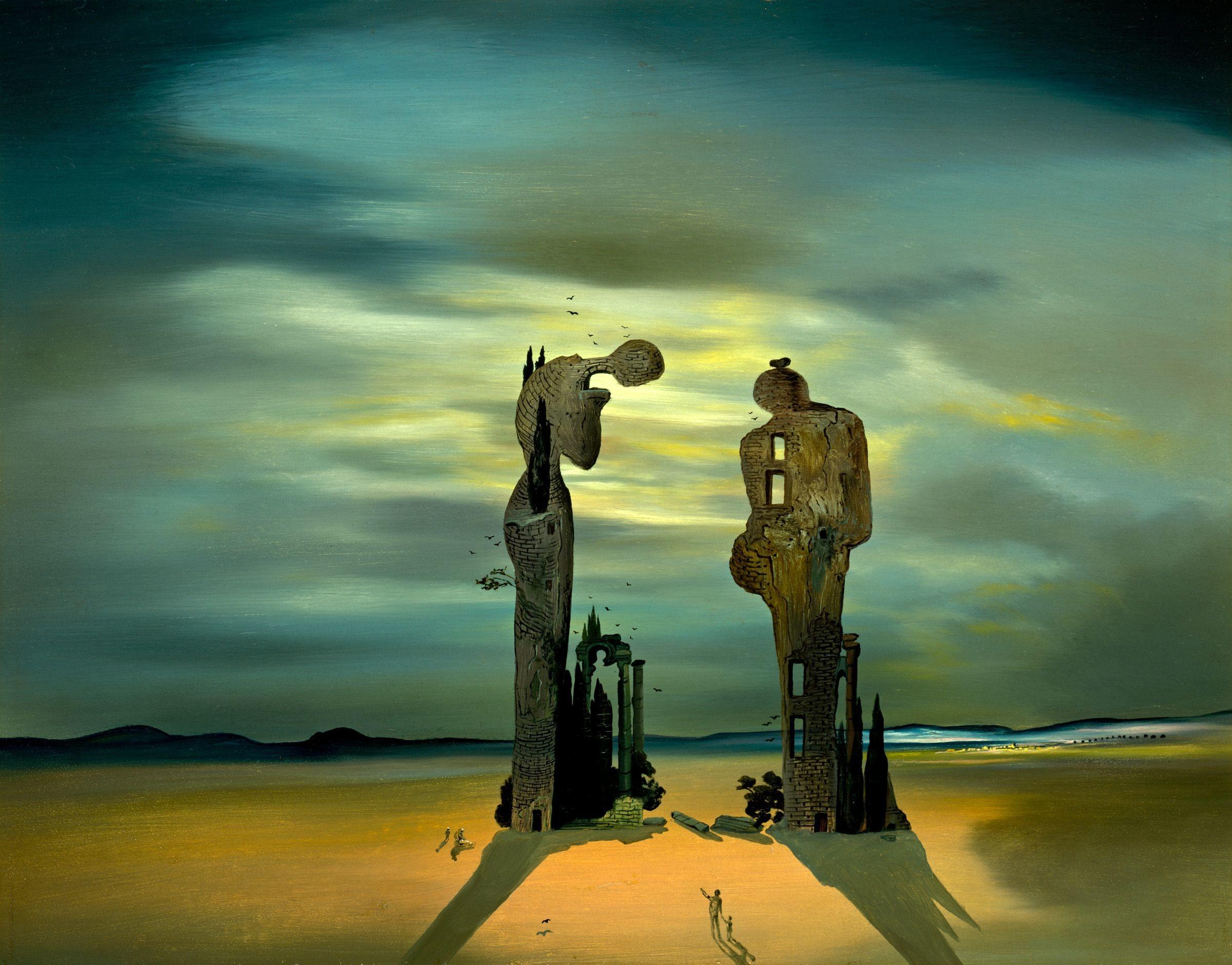 Photos Salvador Dali Pictorial art Pictorial art 2400×1880