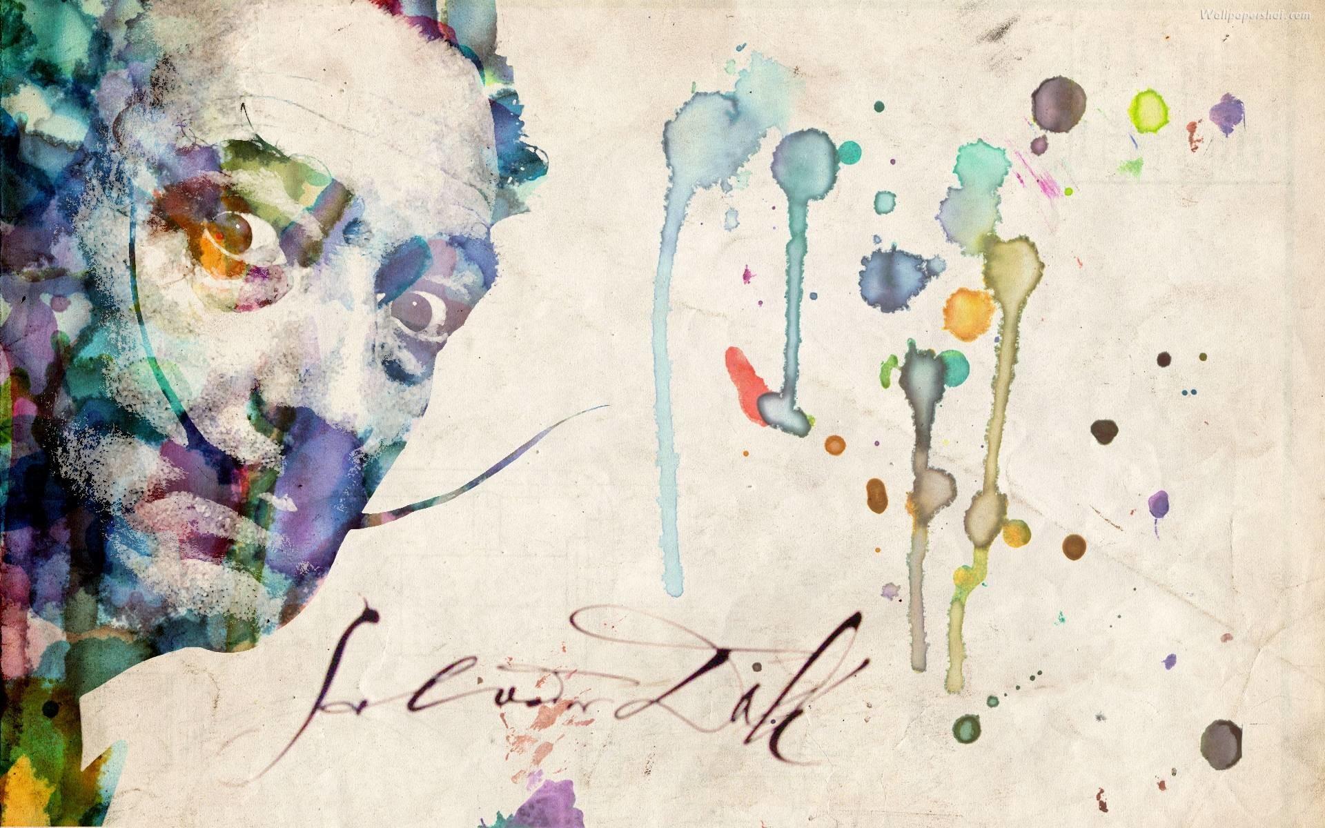 Wallpapers For > Salvador Dali Wallpaper Widescreen