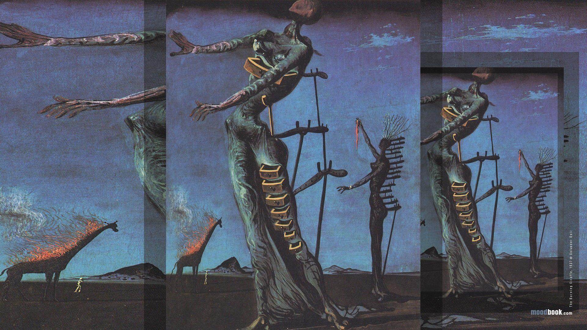 Salvador Dali Desktop Wallpapers – Wallpaper Cave