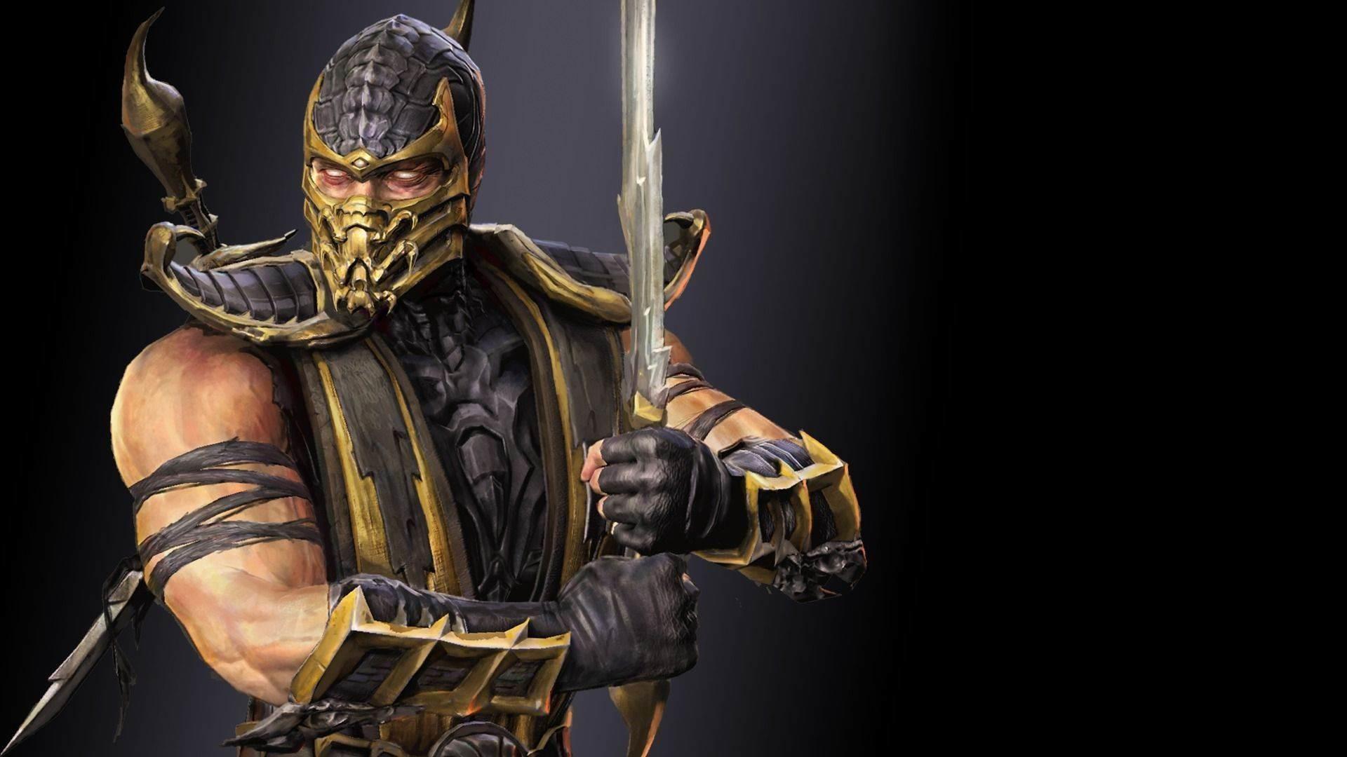 Scorpion Mortal Kombat, Mortal Kombat X, Backgrounds For Desktop, Salvador  Dali, Hd Wallpaper, Free Picture