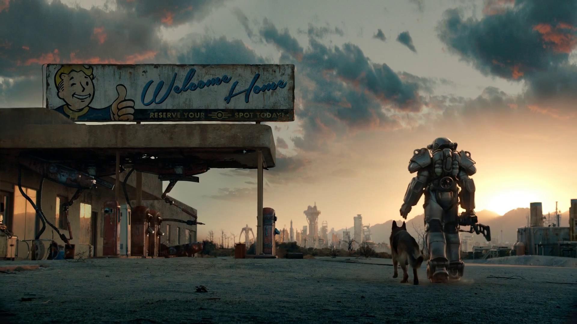 Fallout 4 Live Action Trailer Wallpaper [1920×1080]