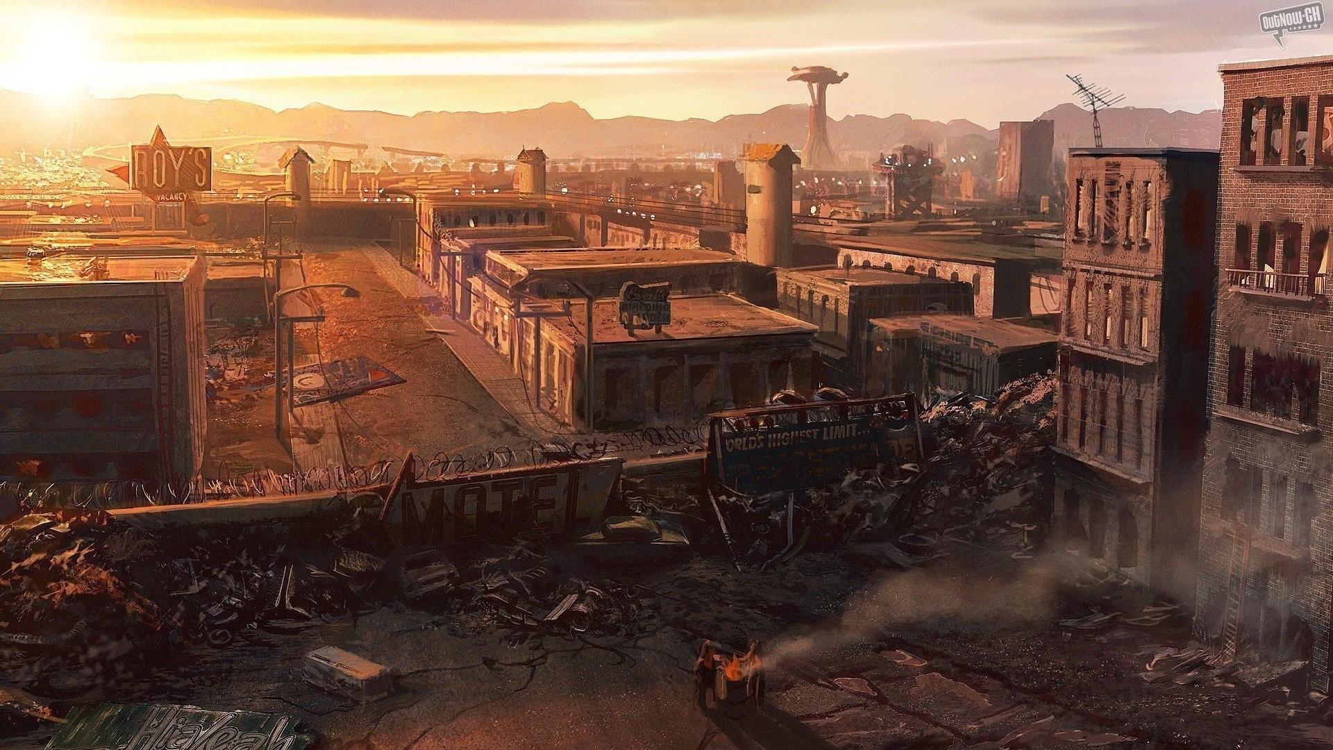 Fallout New Vegas Concept Art 163289 …