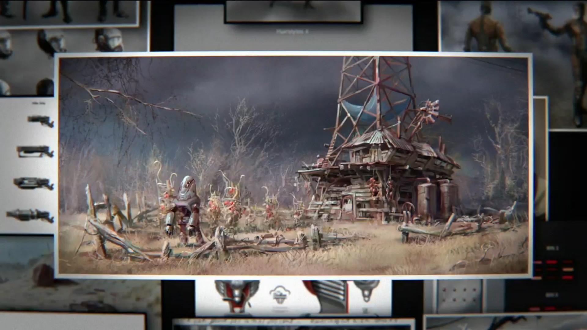 fallout 4 concept art wallpaper images (11)