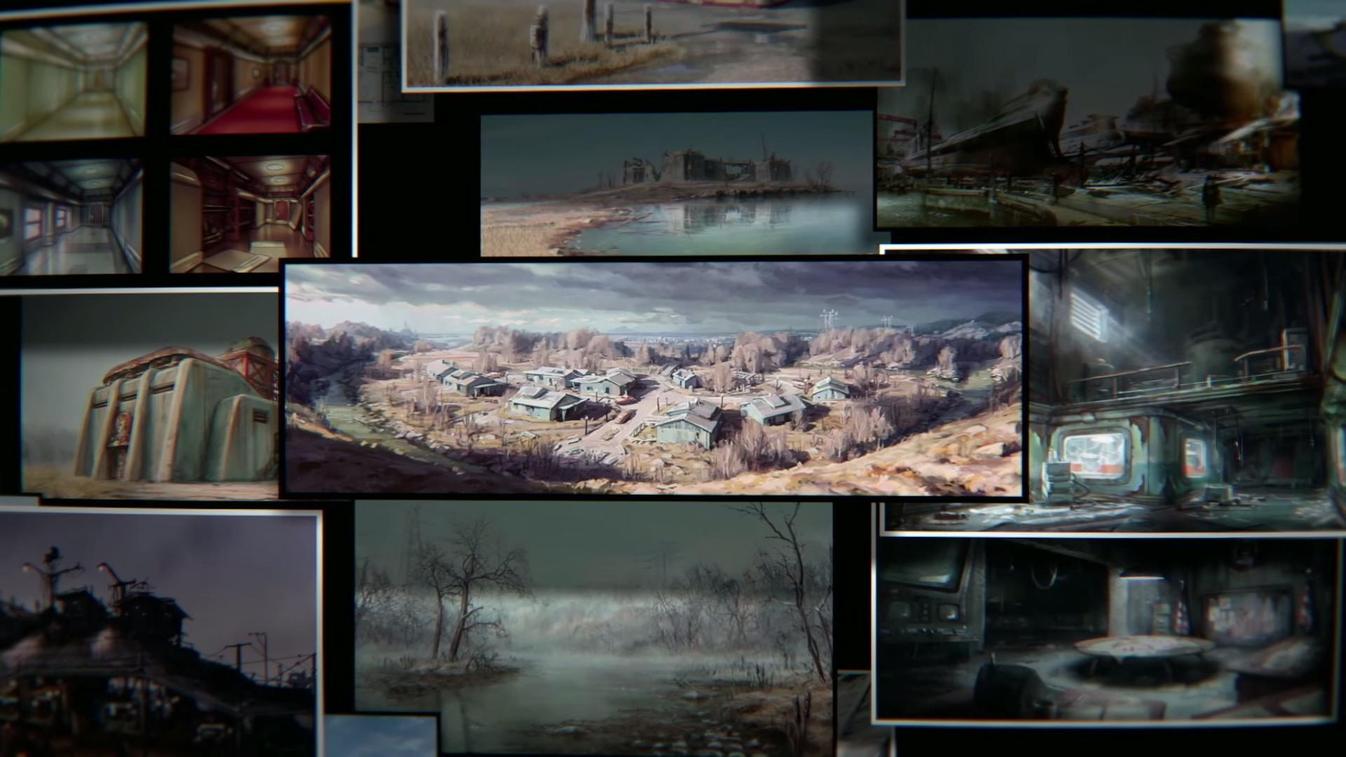Fallout 4 Concept Art (E3 2015)