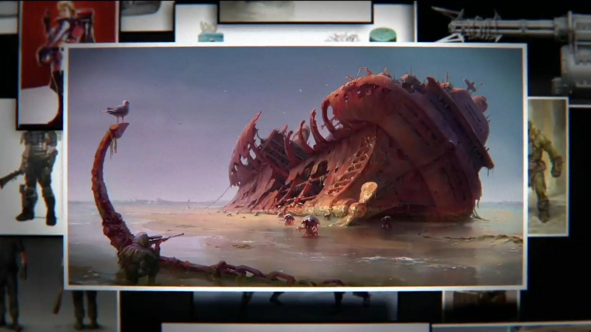 Fallout 4 Concept Art – 16
