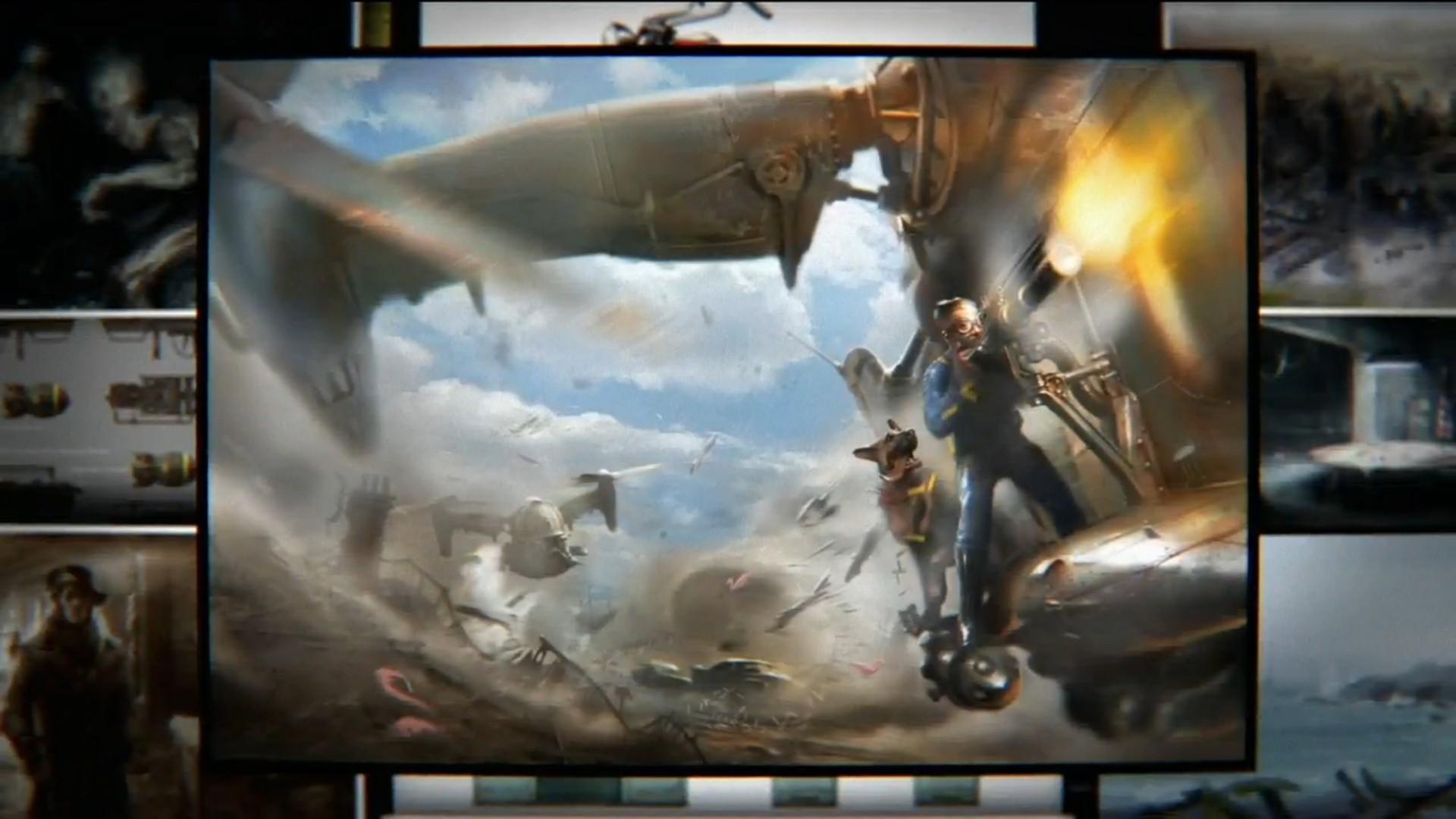 Fallout 4 Concept Art – 42
