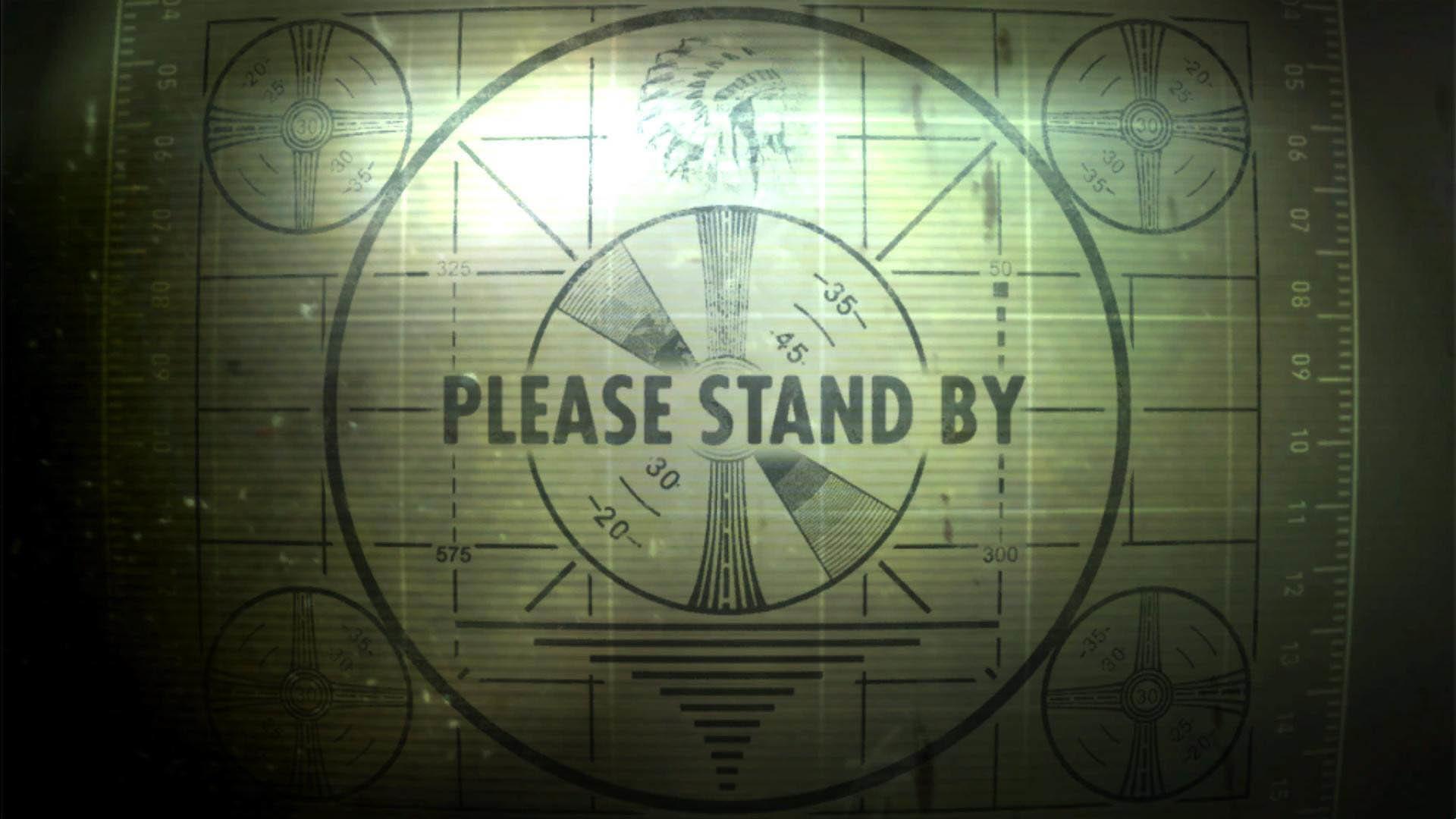 Fallout 4 Loading Screen wallpaper