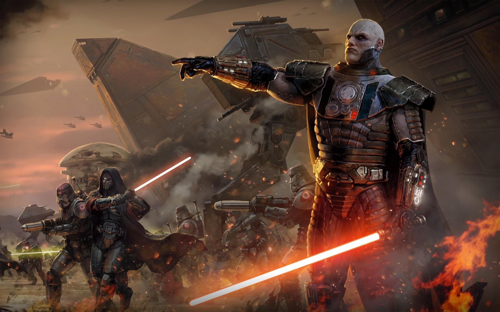 Star Wars Art Wallpapers 5