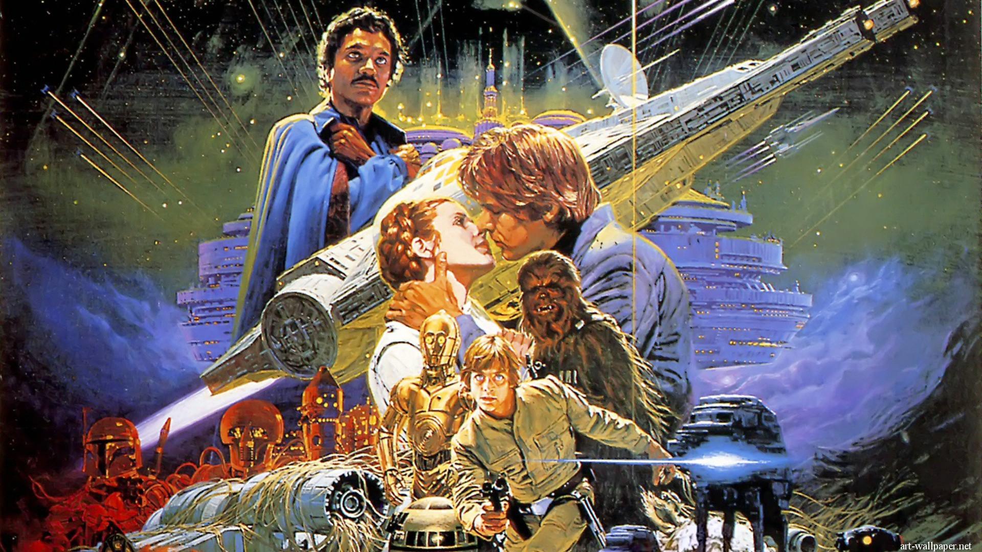 Star Wars Paintings, Star Wars Art, Painting, Wallpaper