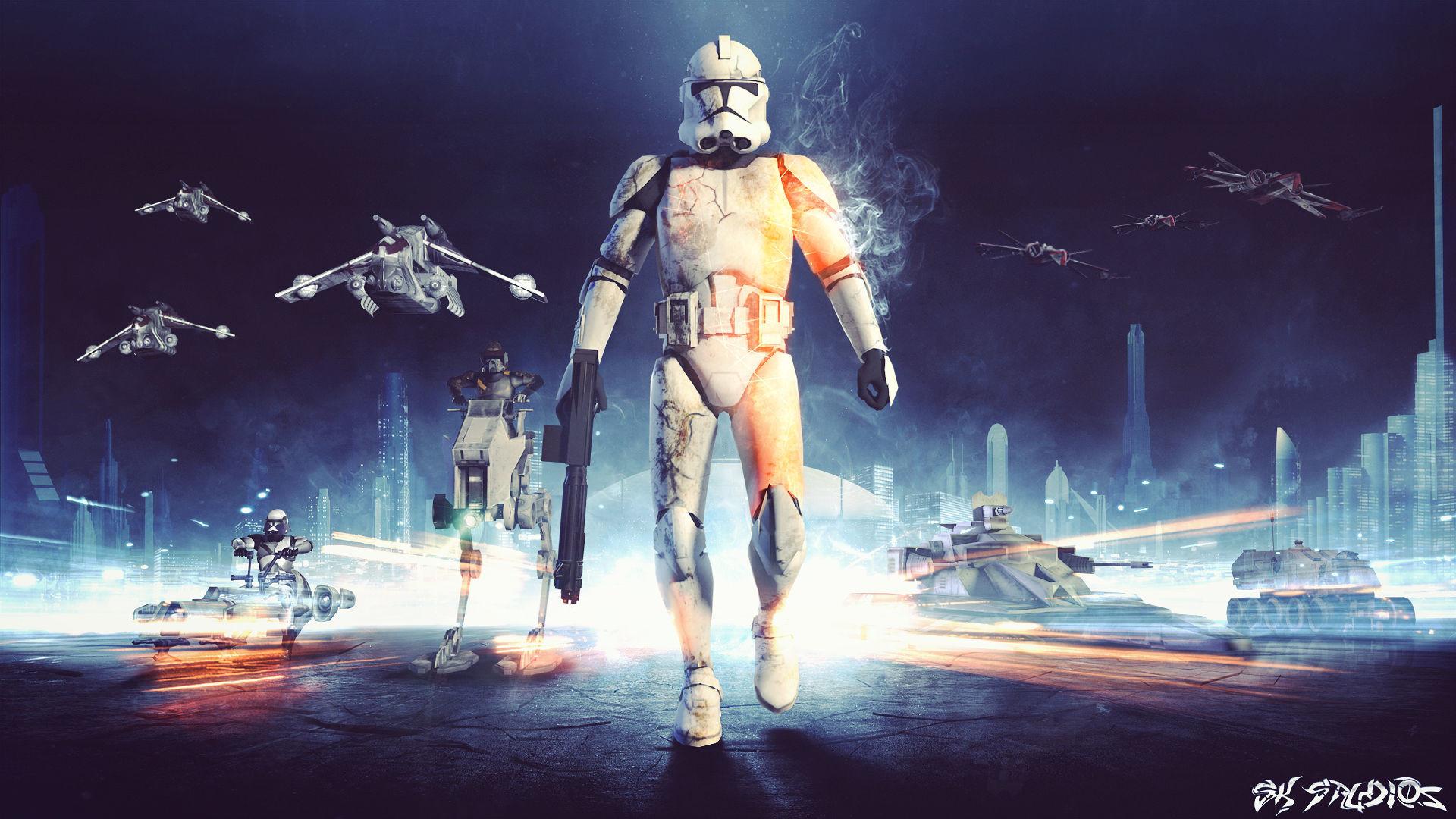 Star Wars Battlefront 3: SPOILERS Revealed By Episode 7 Concept Art?!