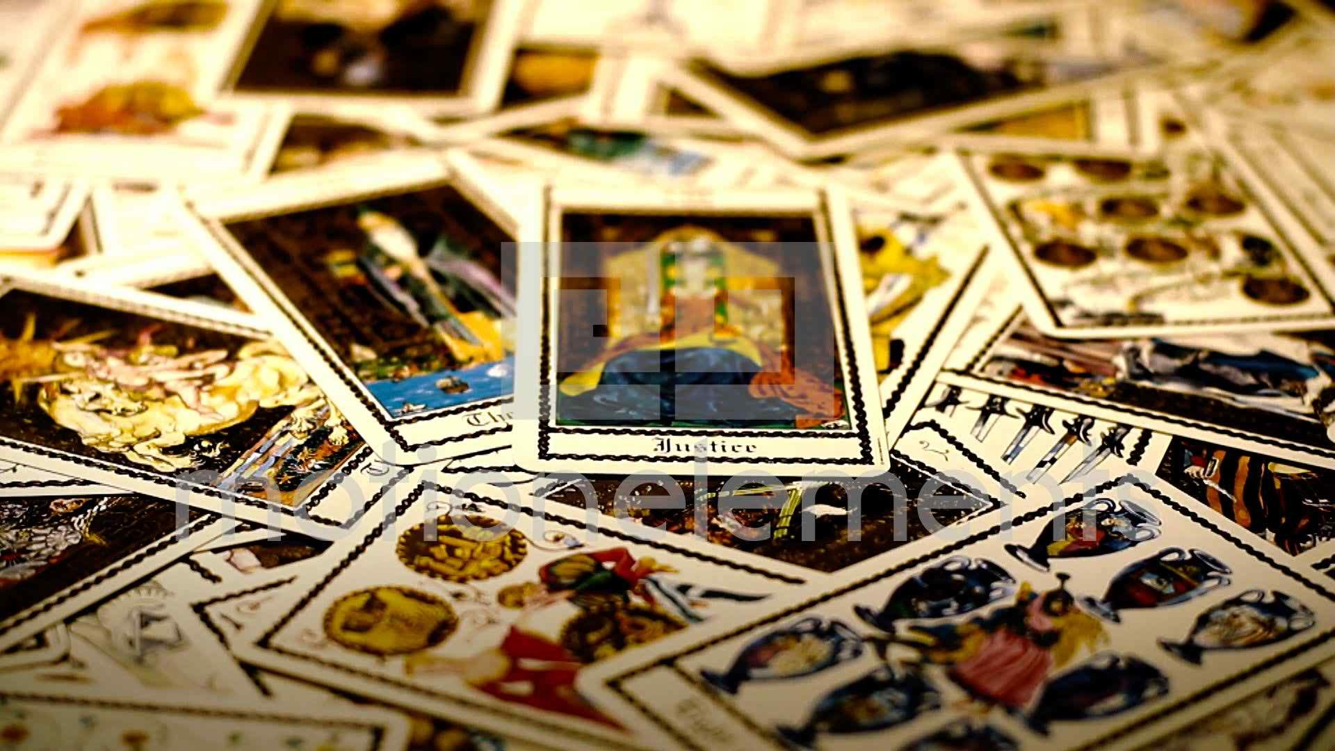 Tarot Cards Wallpaper