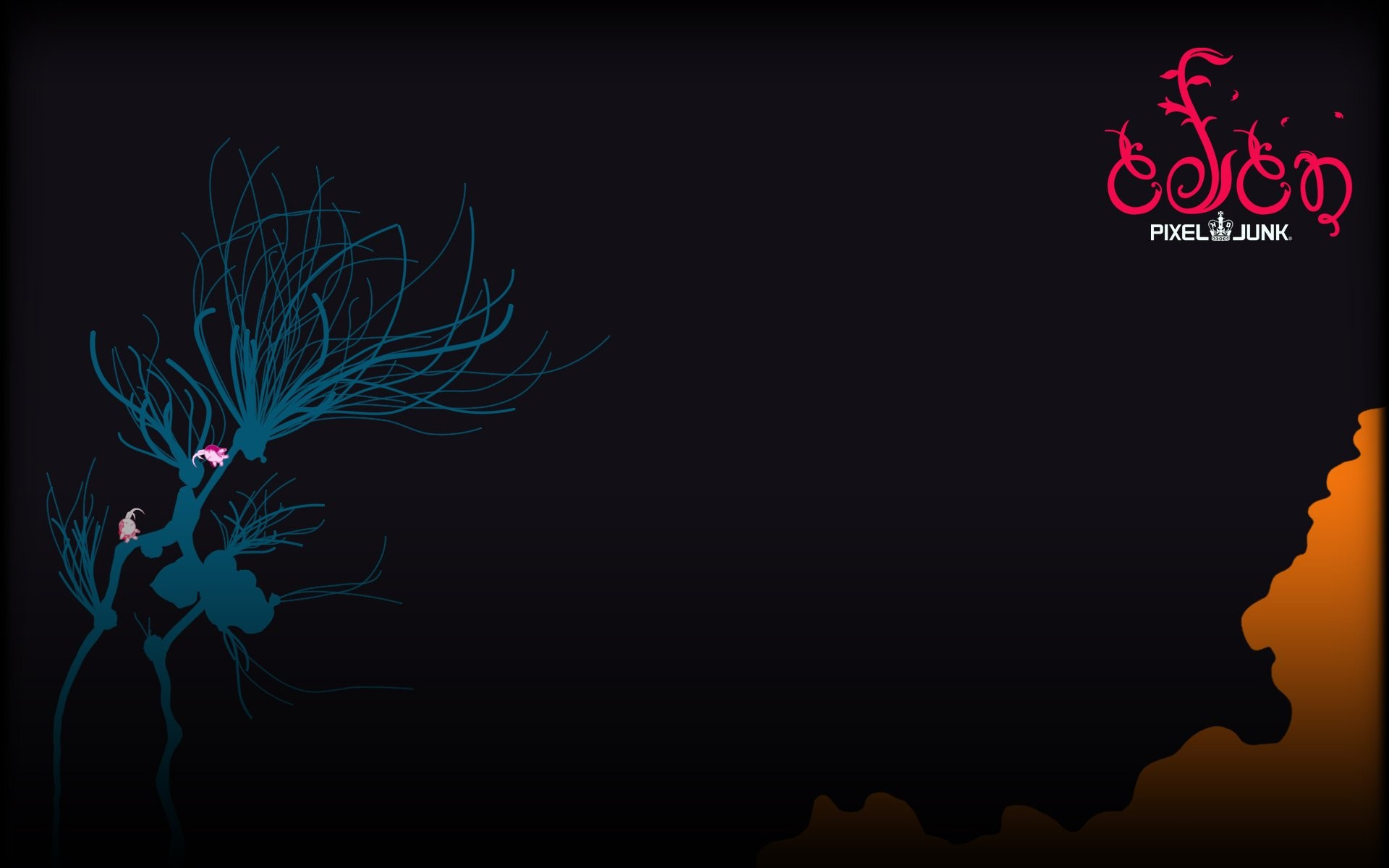 Video Game – PixelJunk Eden Wallpaper