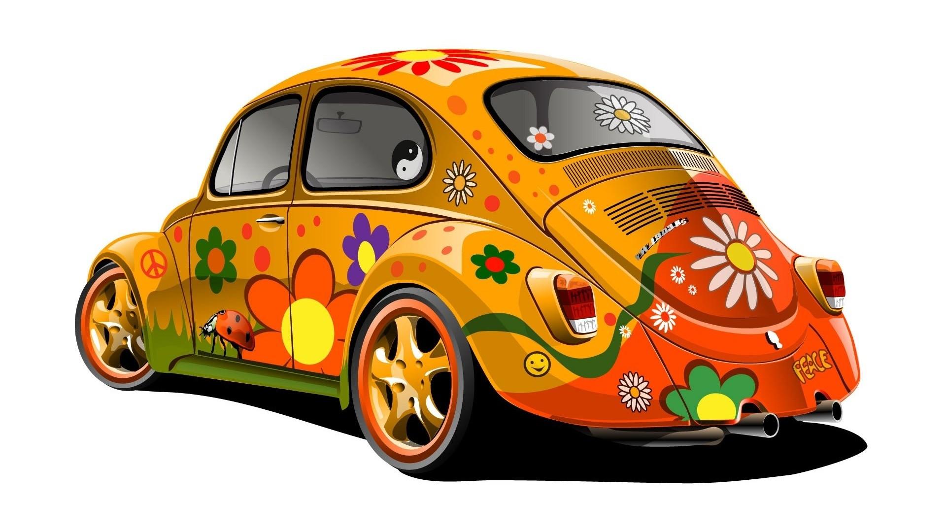 12 HD Hippie Desktop Wallpapers For Free Download