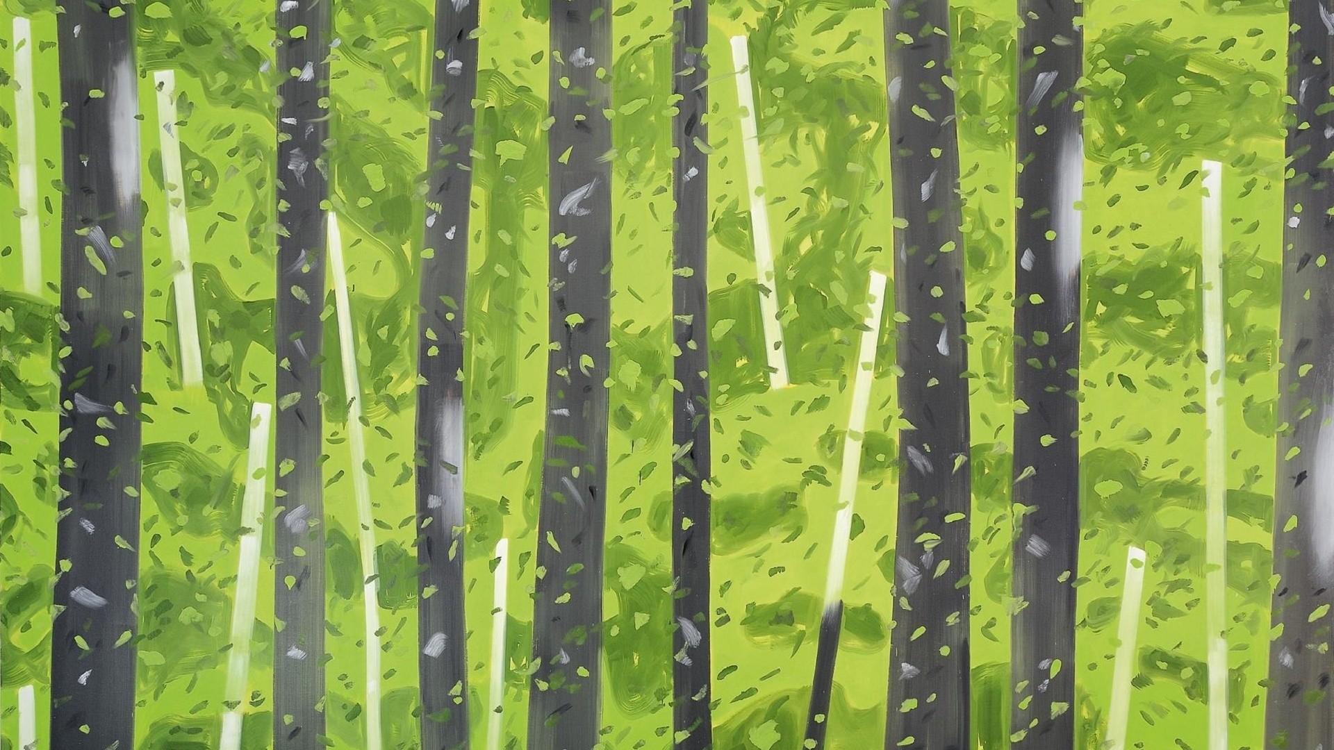 Alex Katz, Fine Art, Alex Katz Paintings, Contemporary Painting, Modern Art,