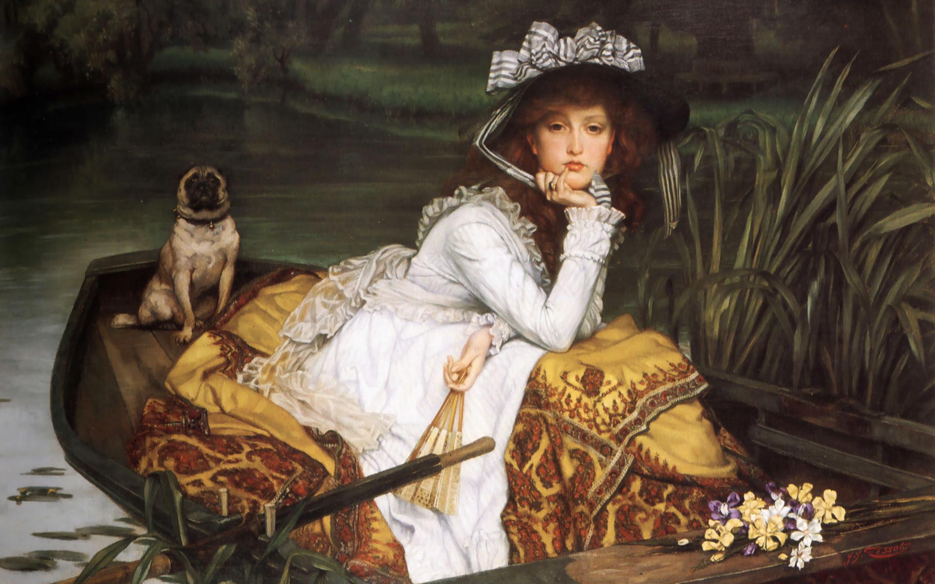 Wallpapers, Fine Art, World Famous Paintings Desktop Wallpapers .