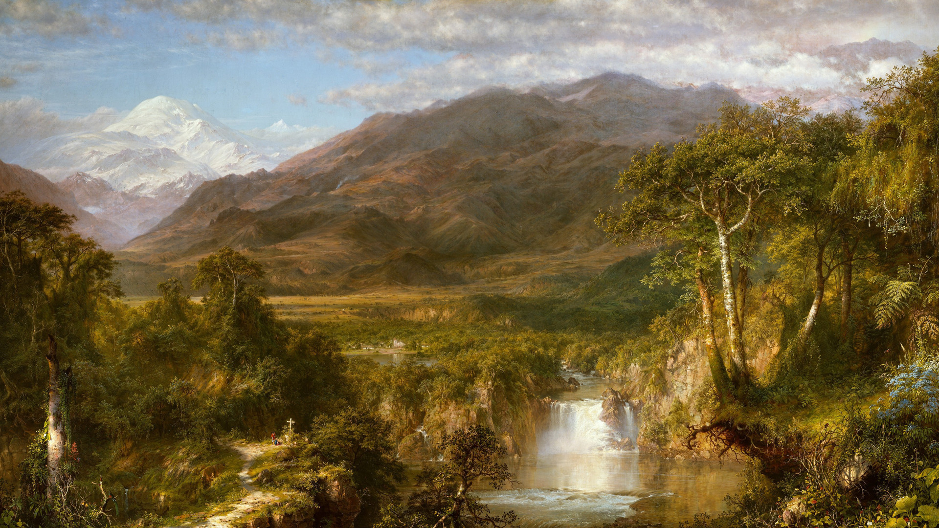 Famous Wallpapers For Desktop Group 82. World Famous Paintings Fine Art …