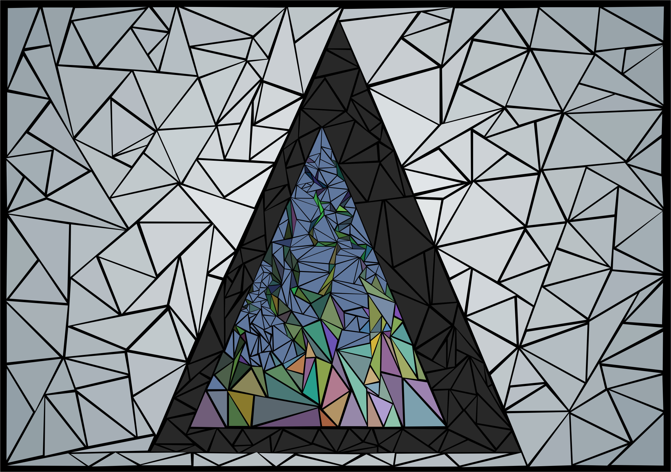 … Triangles are my Favourite Shape by I-am-THEdragon