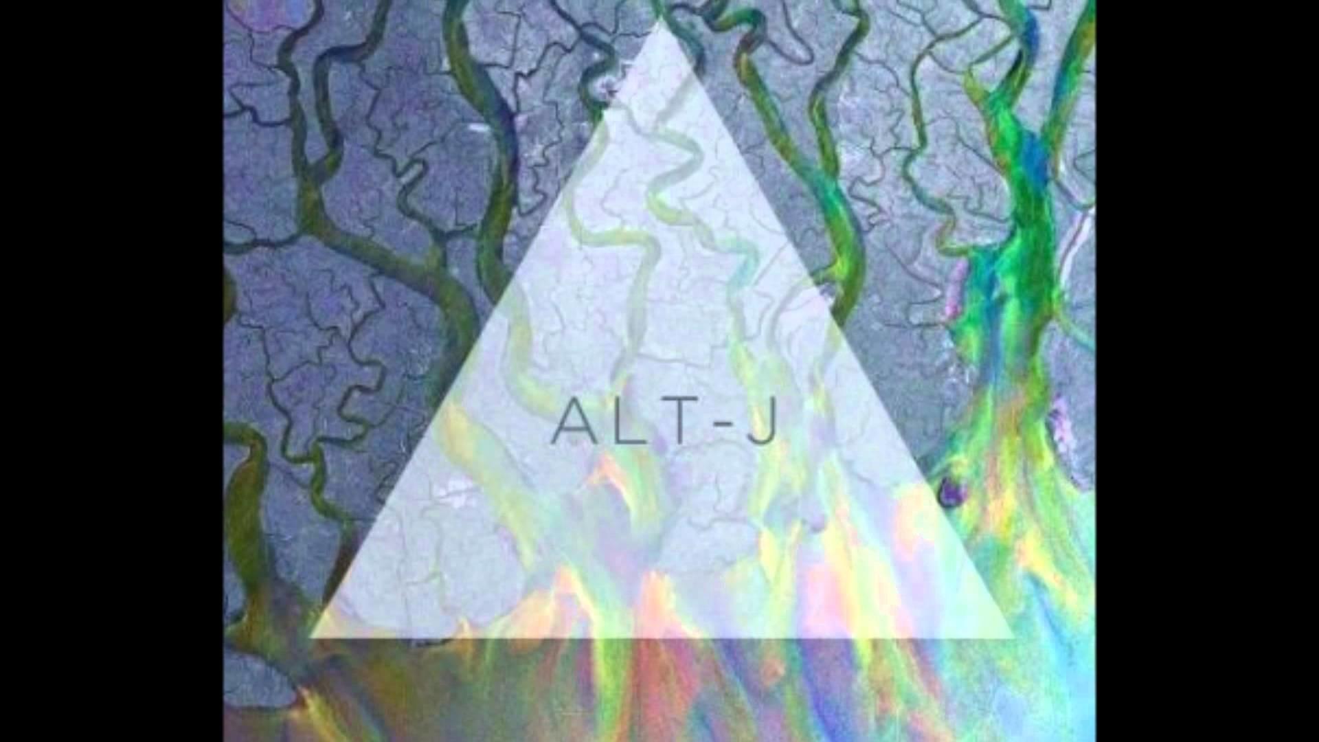 Breezeblocks – Alt-J – Cover