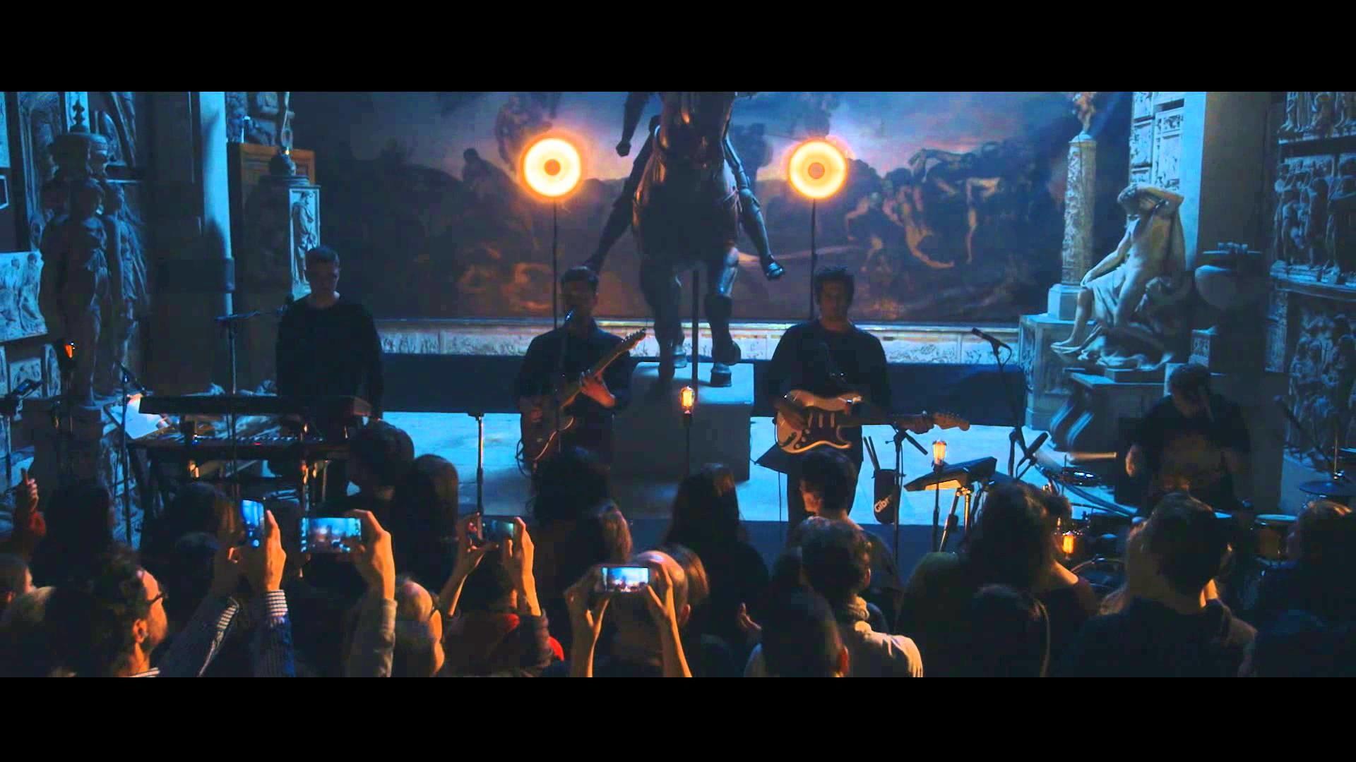 Alt-J – Live at la Chapelle des Beaux-Arts de Paris (teaser)