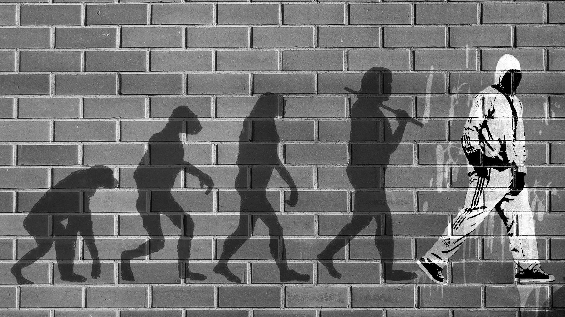Image manipulation – Experimenting (Banksy) | Patrick .