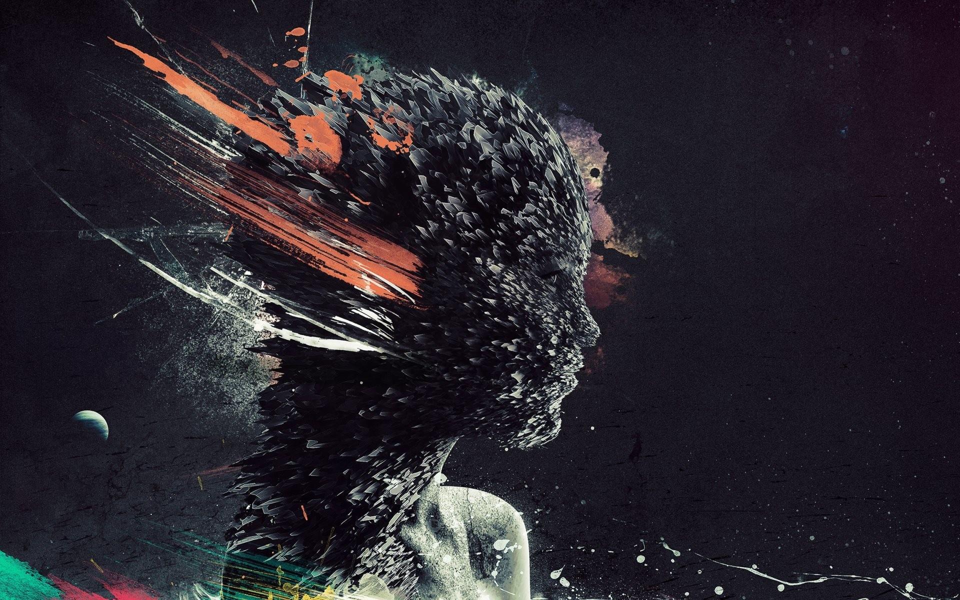 HD Wallpaper: Faction. Abstract digital art …