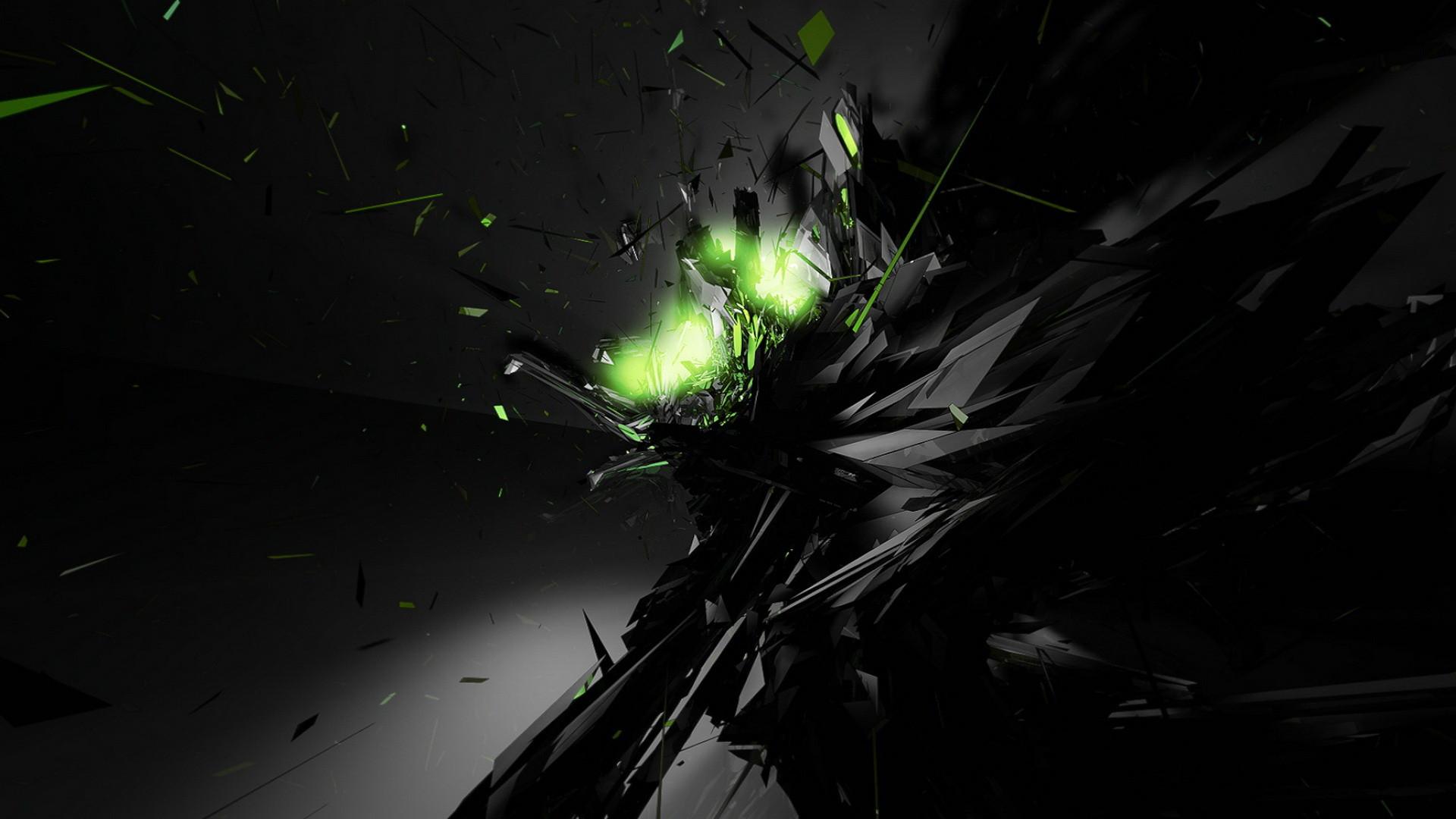 Dark Abstract 1920×1080