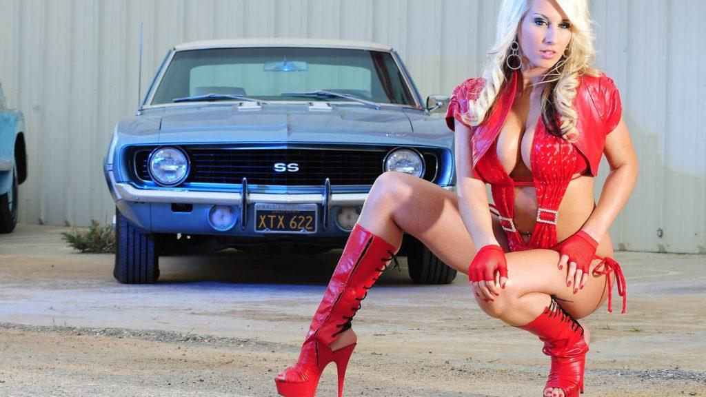 Sexy Girl Hot Car – X Fridge / Locker Magnet. for Like the Sexy Girl Hot Car  – X Fridge / Locker Magnet.