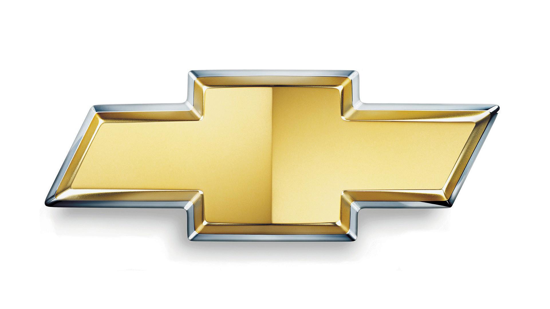 Chevrolet Logo (2004) 1920×1080