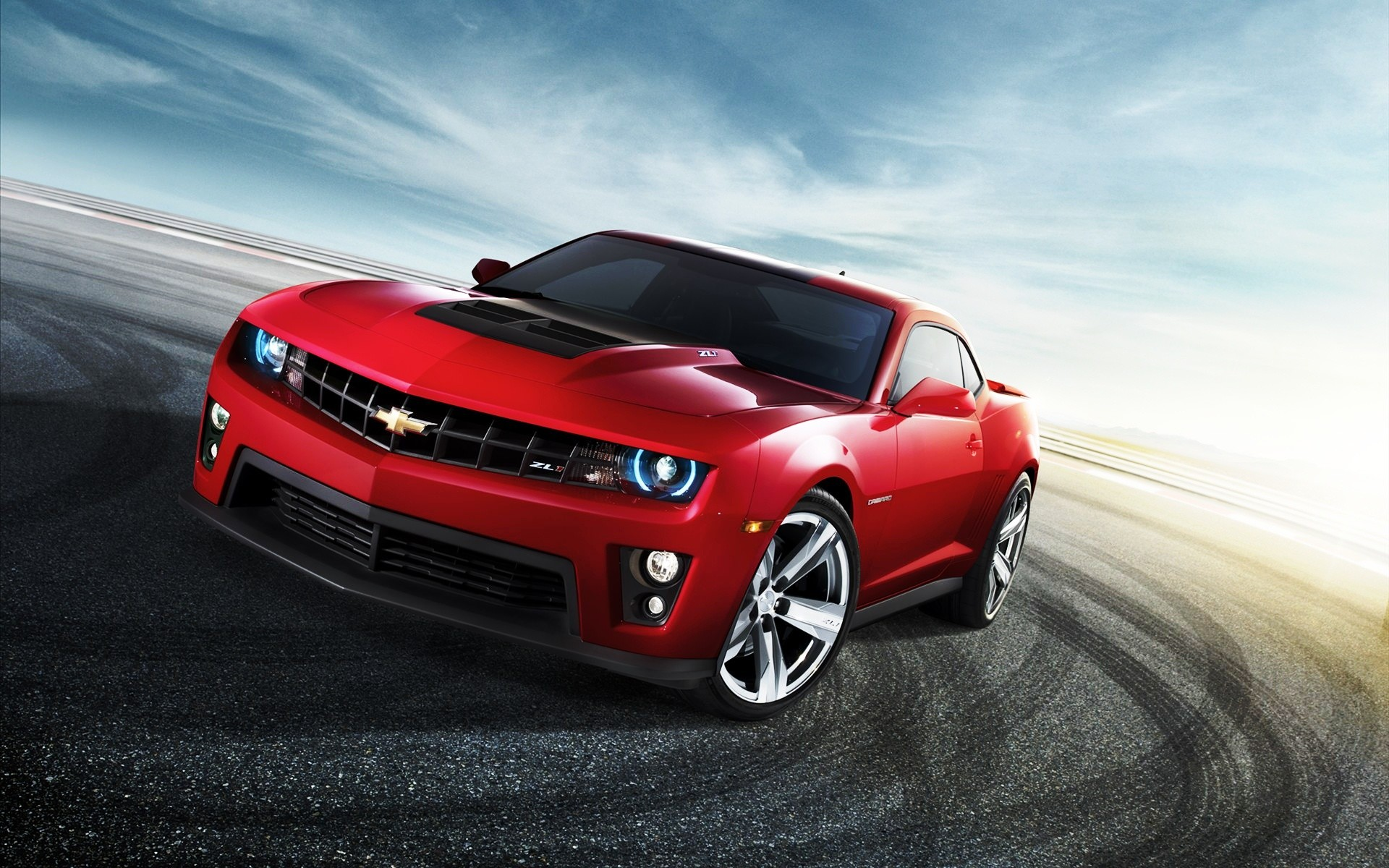 2012 Chevrolet Camaro Wallpapers | HD Wallpapers