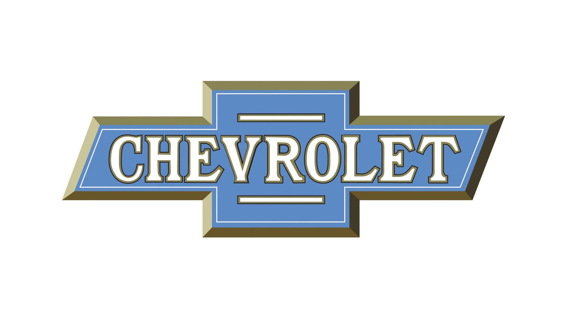 Chevrolet Logo (1913) 1920×1080