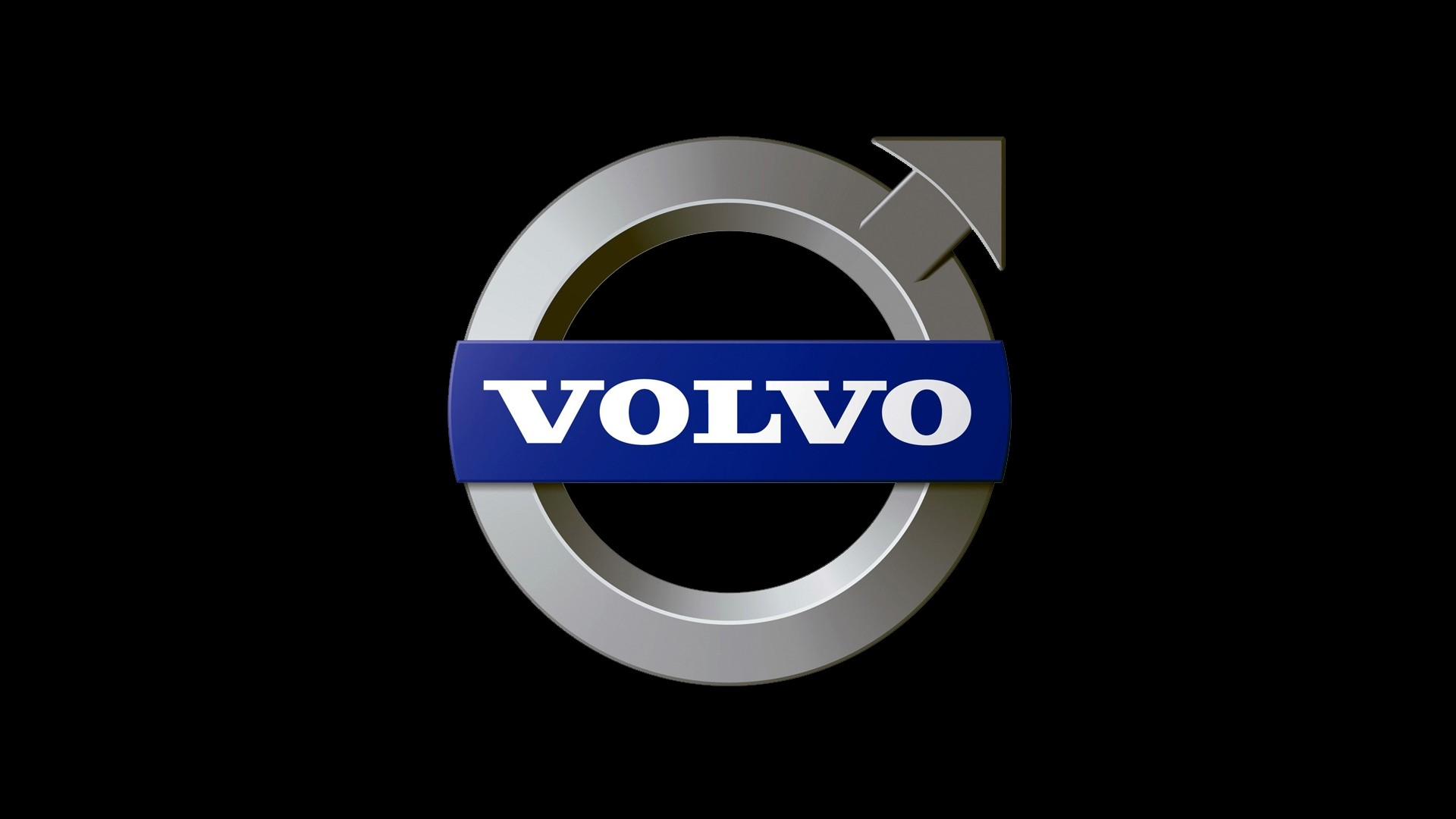 Volvo Logo Wallpaper Full HD #ARO