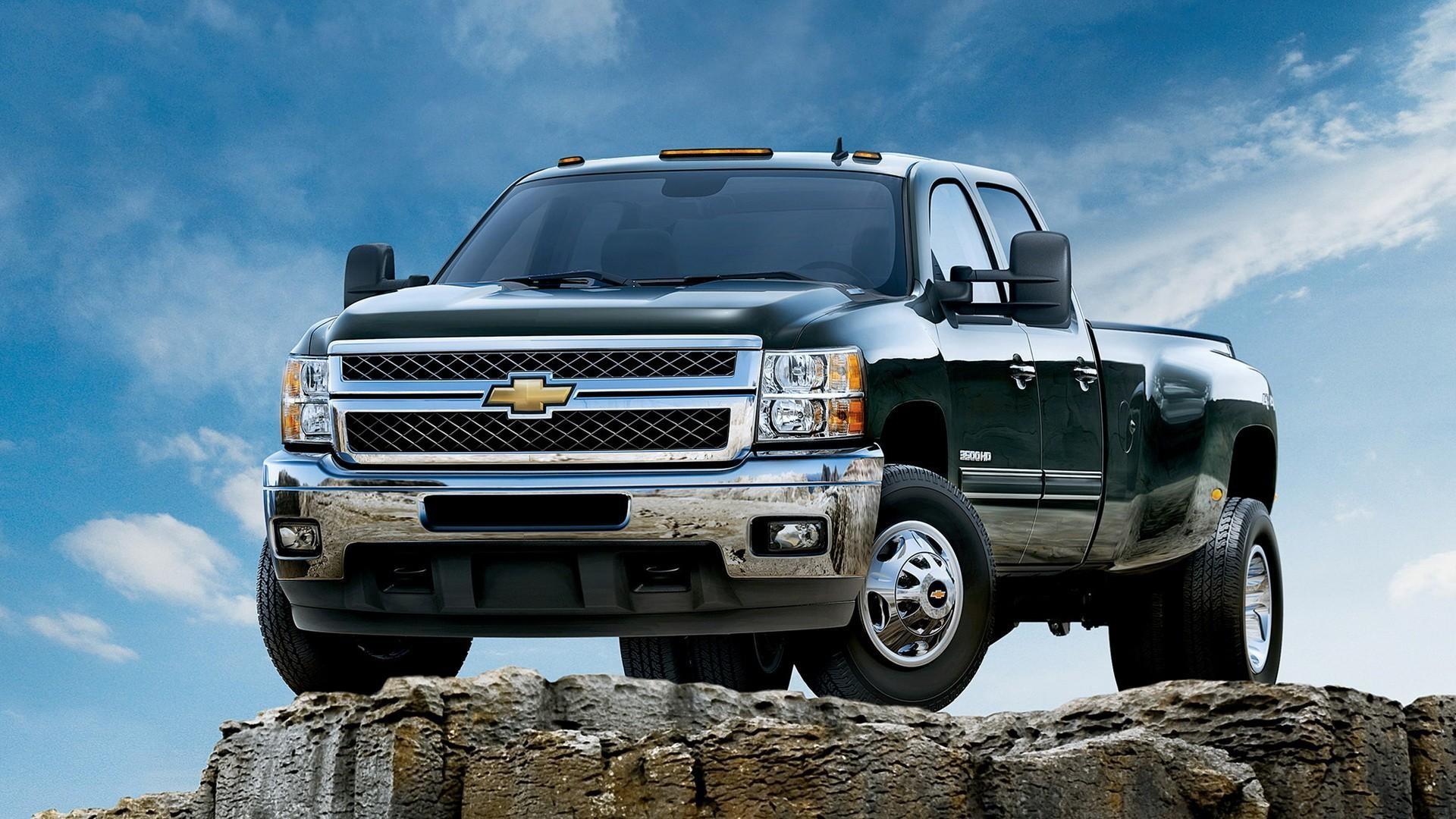 2014 Chevy Silverado Truck HD Wallpaper – HD