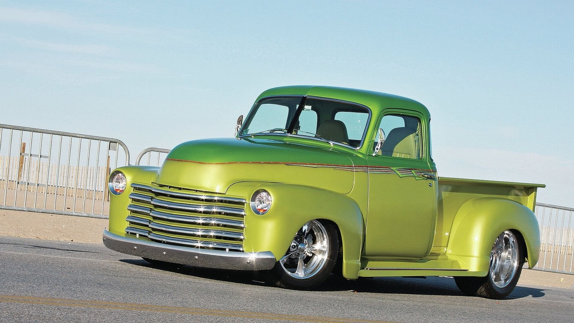 1950 Chevy Truck 838604