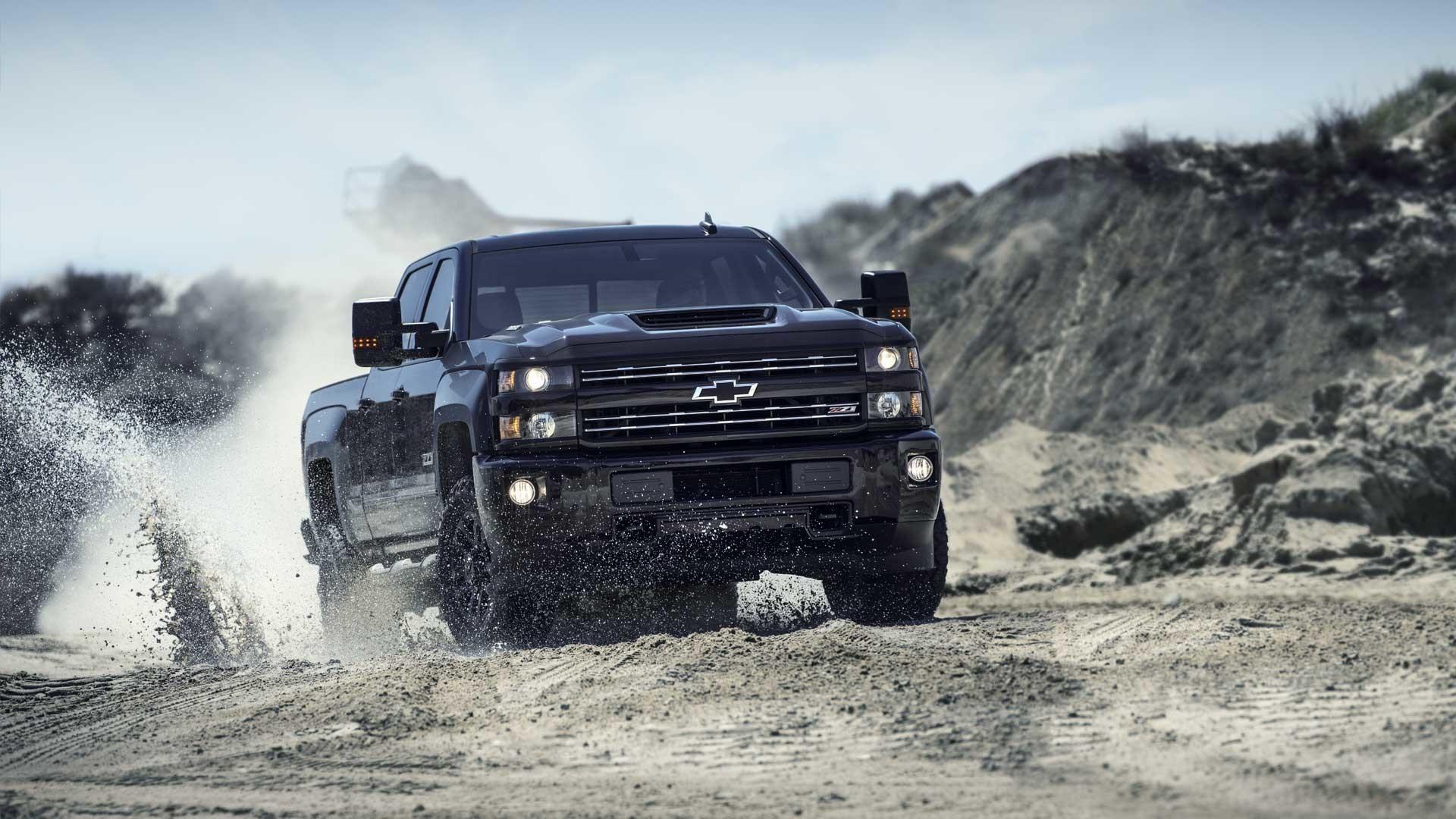 Chevy Silverado Truck