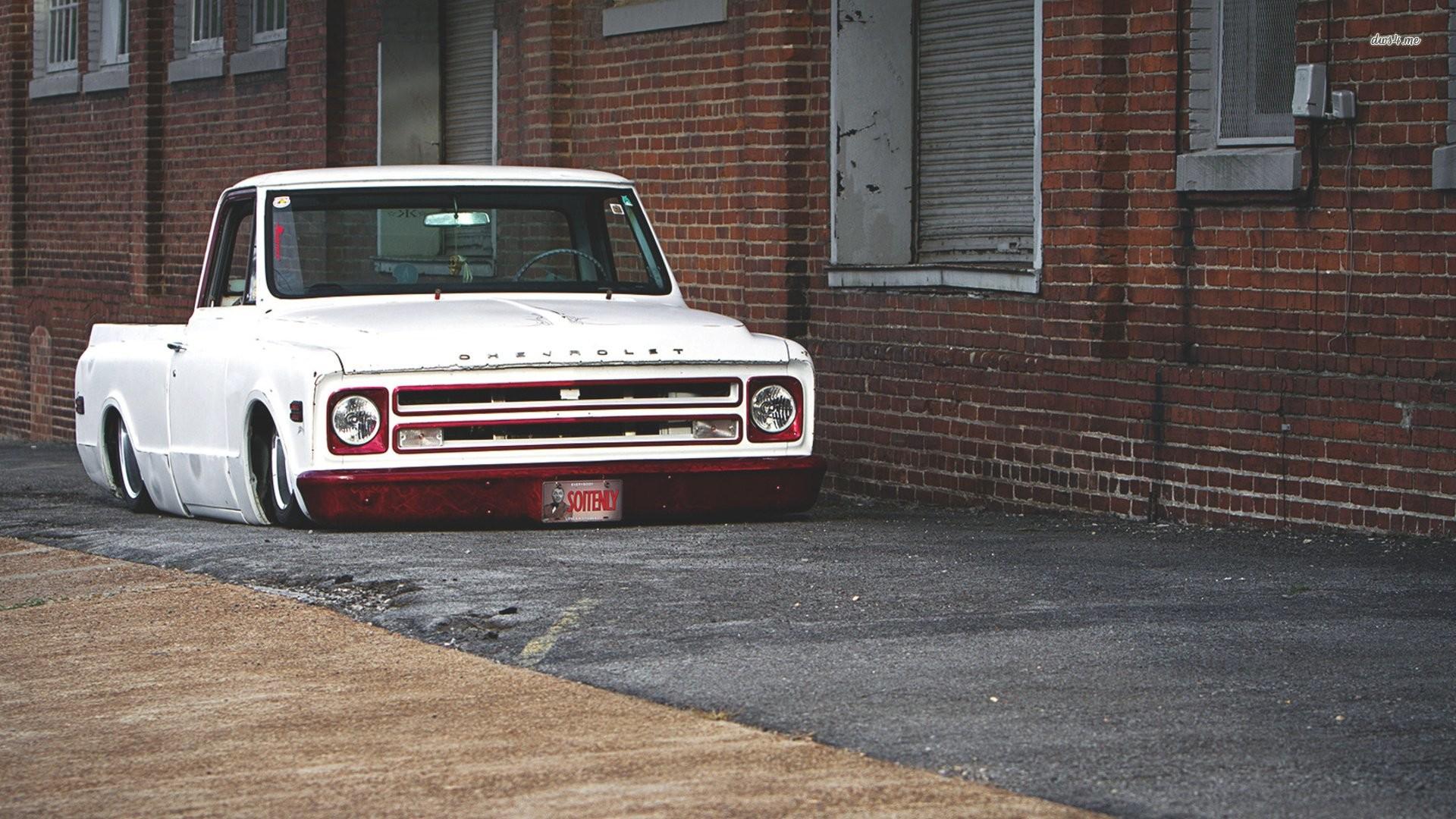Slammed C10 Chevrolet Truck